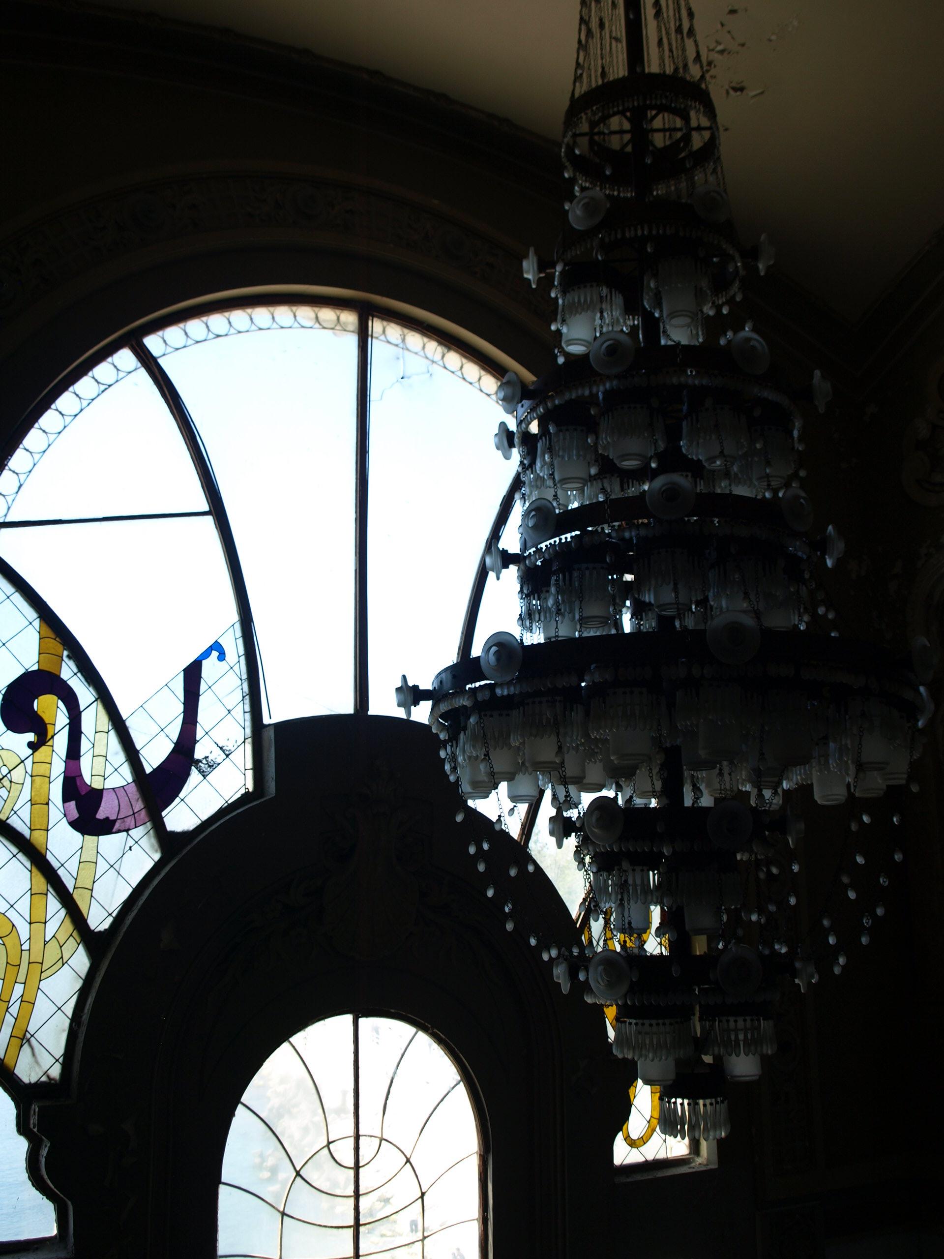Constanta - wnętrze kasyna