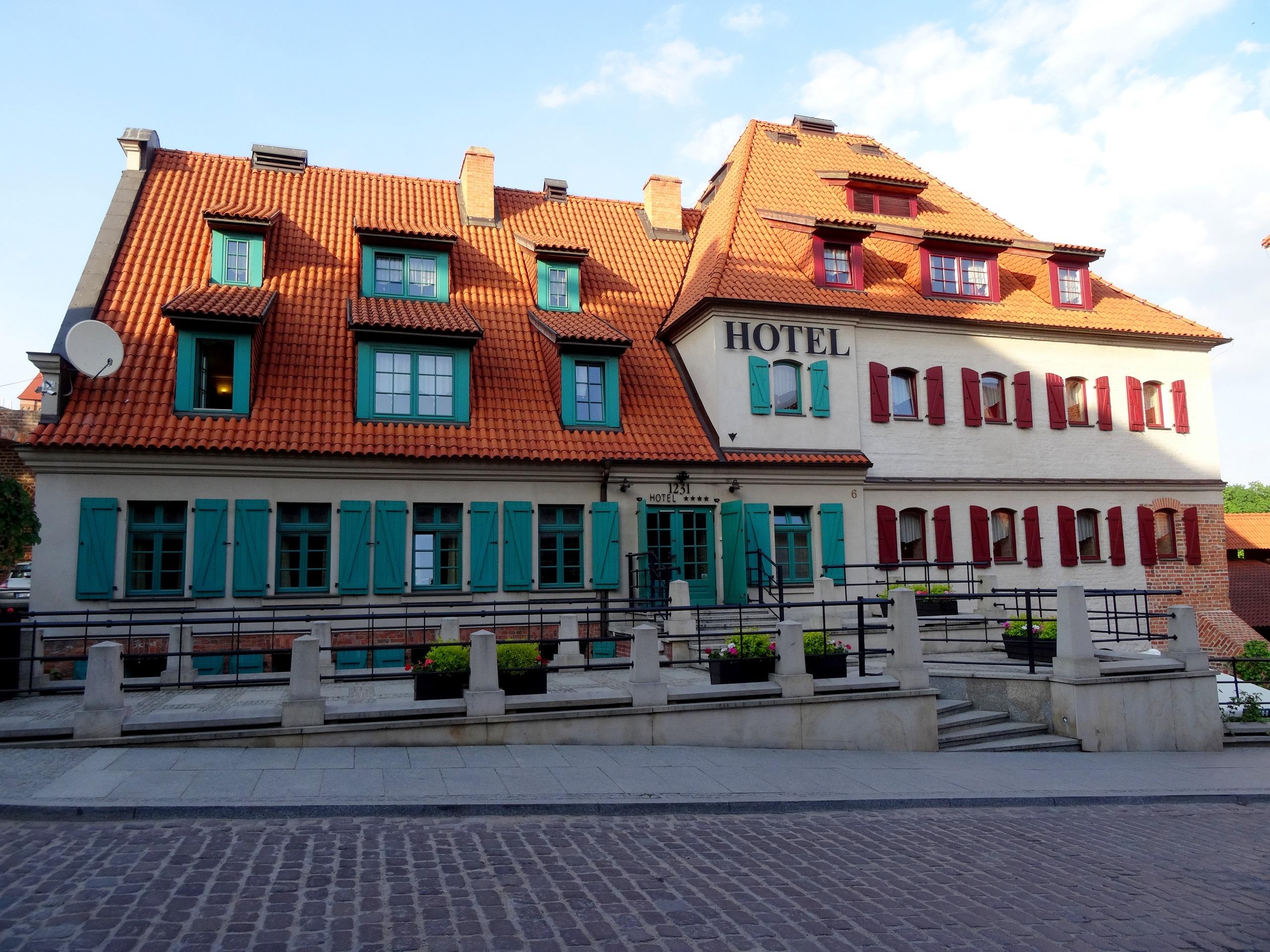 Hotel 1231 – Cykl Gościnne Zabytki