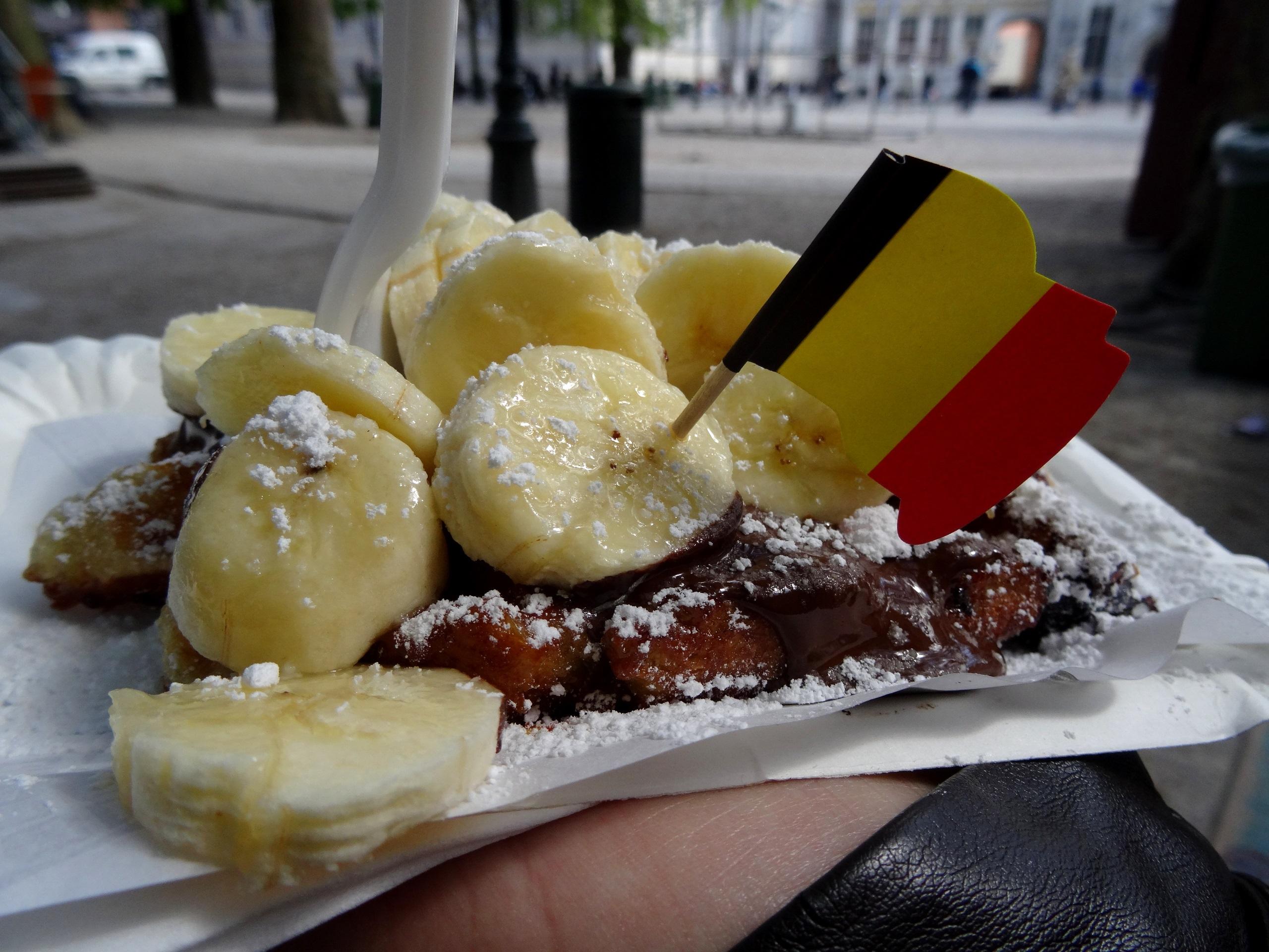 Brugia - belgijski gofr