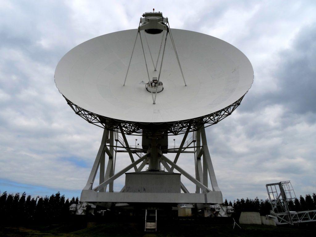 Obserwatorium Astronomiczne UMK - radioteleskop