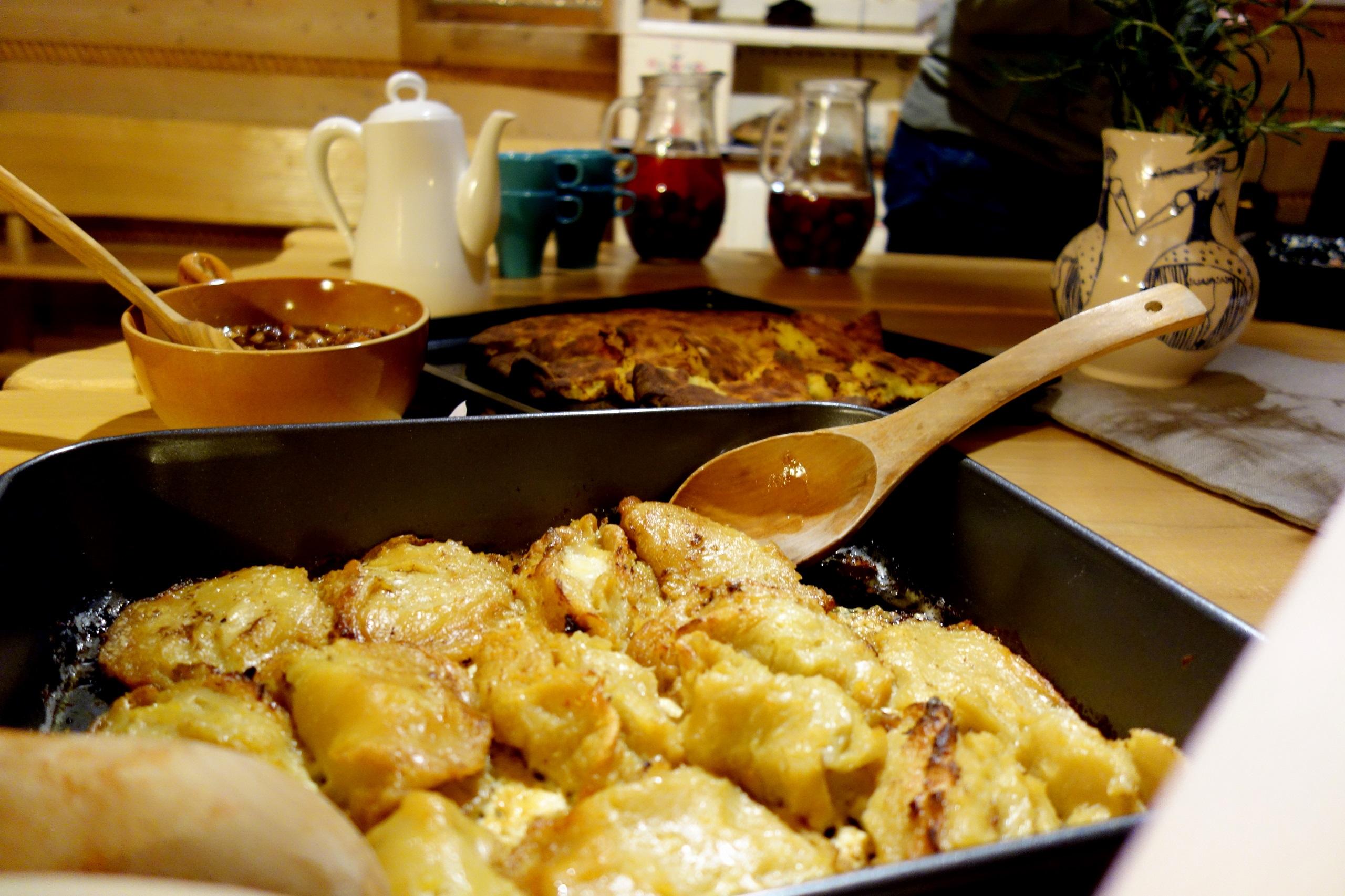 Poleśniki (polyśniki) - dania śląskie, których nie znaliście