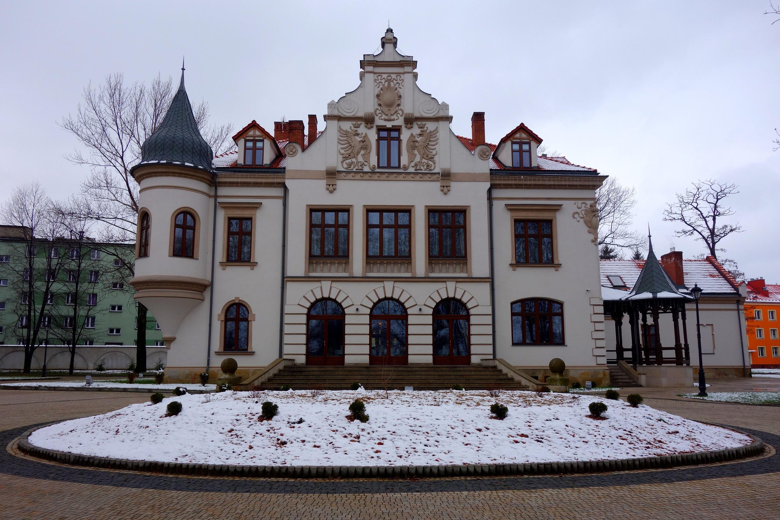 Pałac Polanka - Krosno