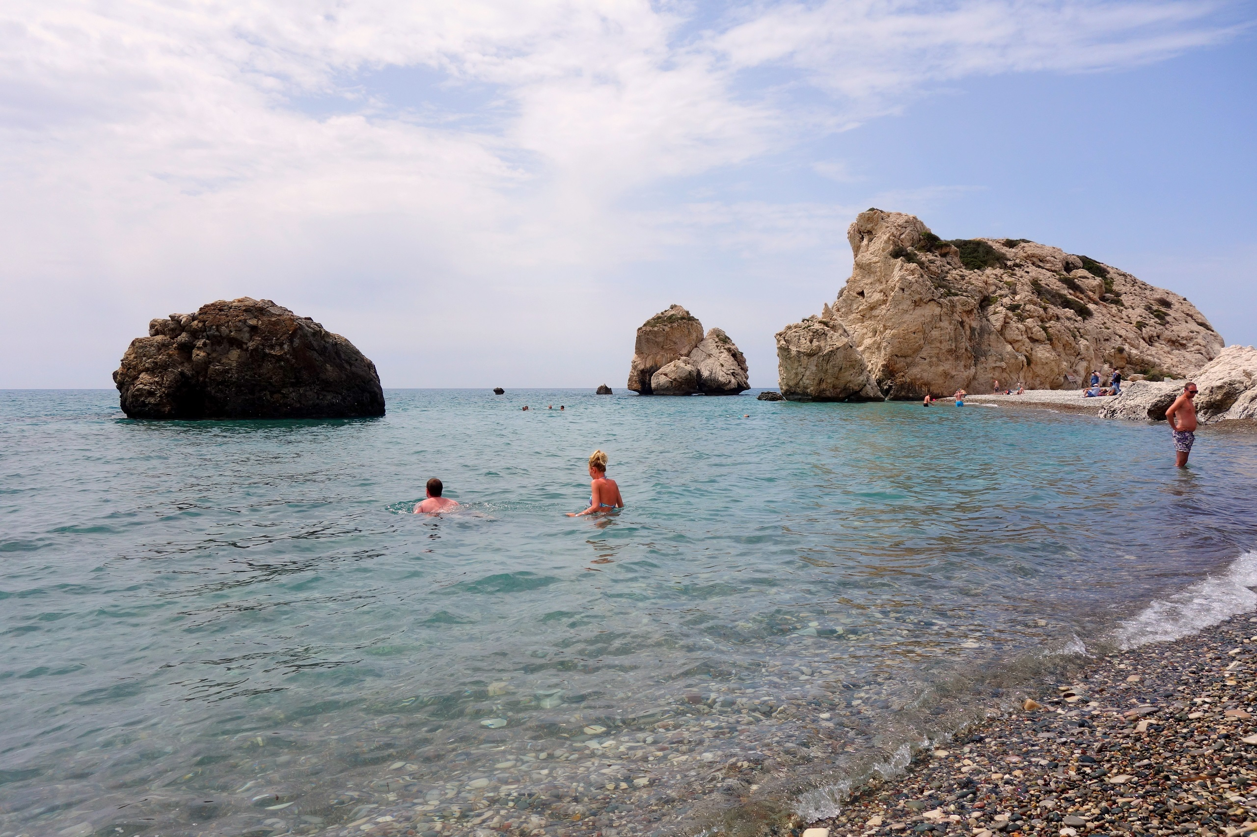 Petra tou Romiou, Cypr – miejsce narodzin Afrodyty