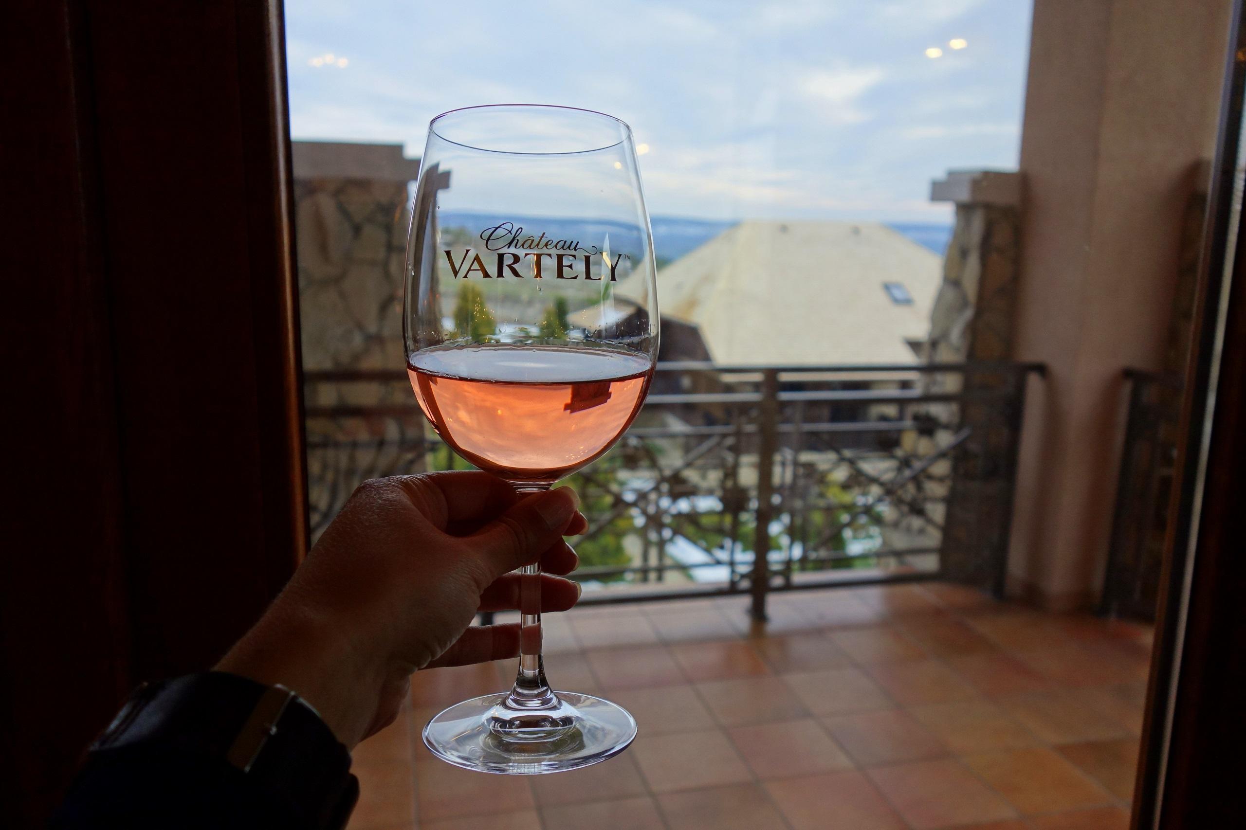 Chateau Vartely - wino mają we krwi
