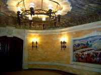 Pokoje podziemne (- 50 metrów)/ Underground rooms (-50 meters)