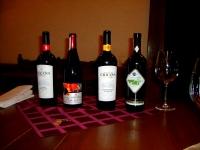 Poczęstunek i testowanie wina :)/ Snacks and wine test ;)
