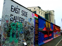 Mur Berliński - East side gallery