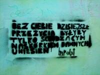 Mur Berliński - polski akcent