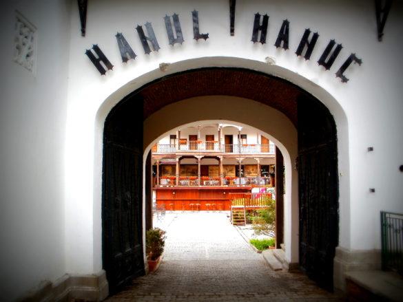 Hanul Manuc - Bukareszt, Rumunia