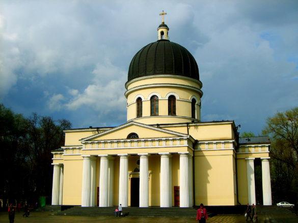 Główna katedra w Kiszyniowie - Mołdawia / The main cathedral in Chisinau - Moldova