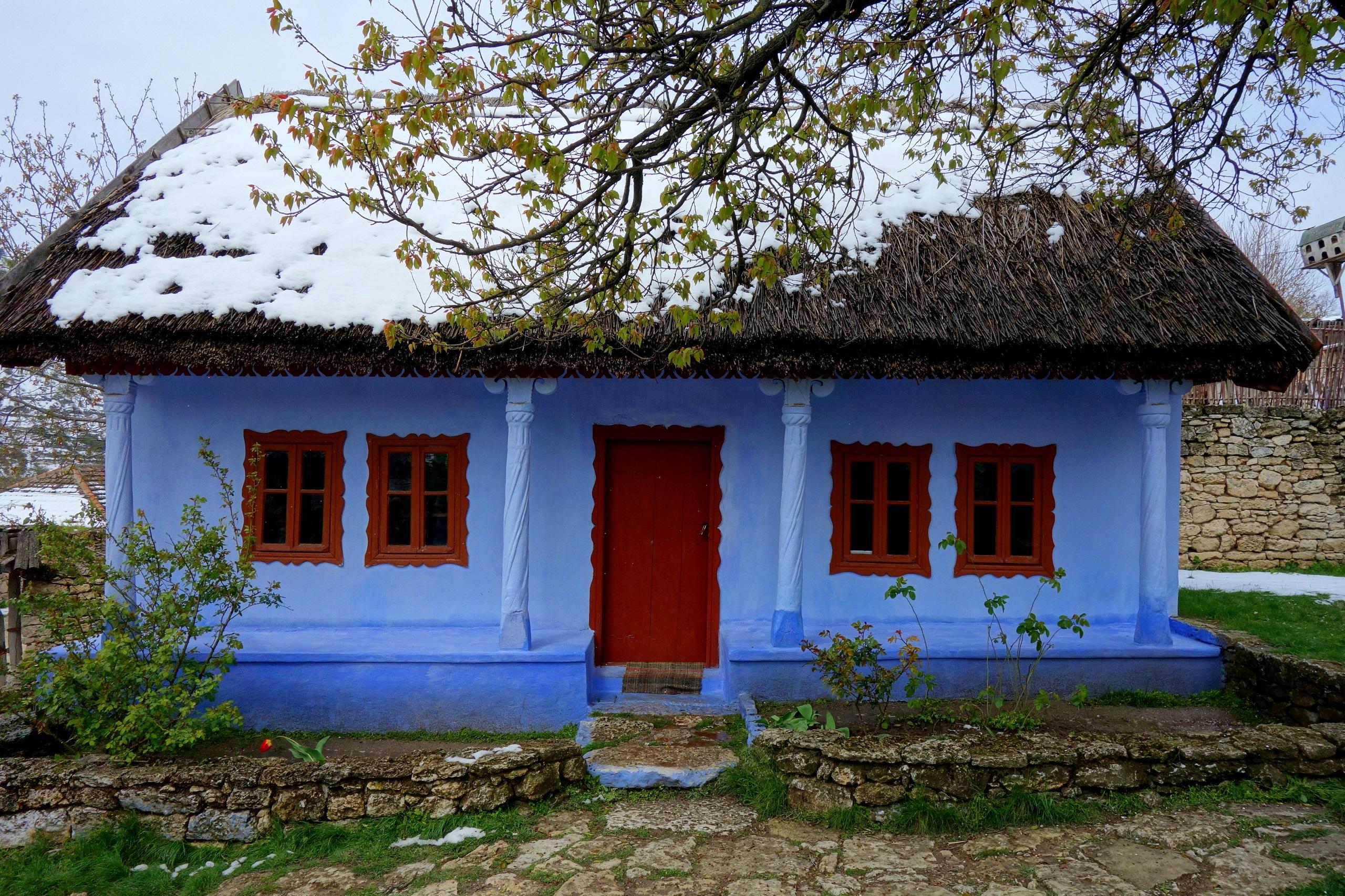 Piękna wioska - Butuceni, Mołdawia