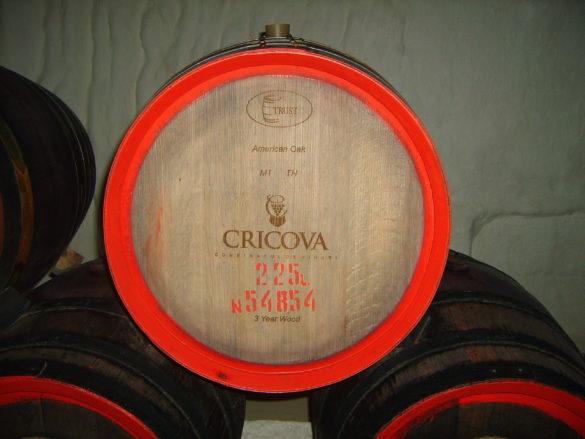Piwnica wina - Cricova, Mołdawia