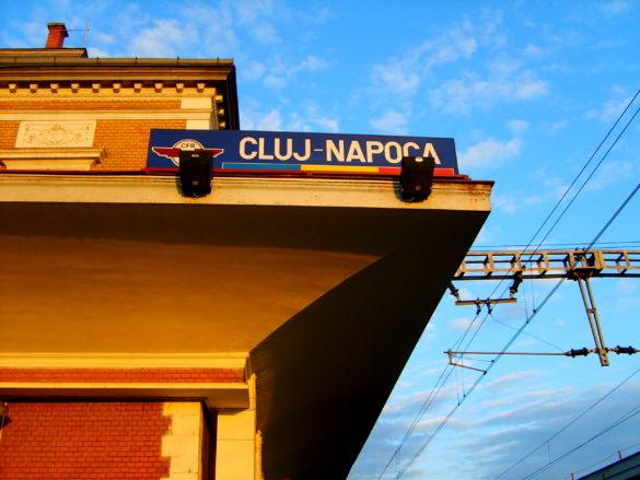 Dworzec kolejowy w Cluj-Napoca