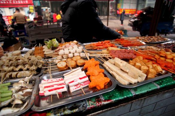 Wszystkie smaki Chin - reportaż kulinarny, część 2