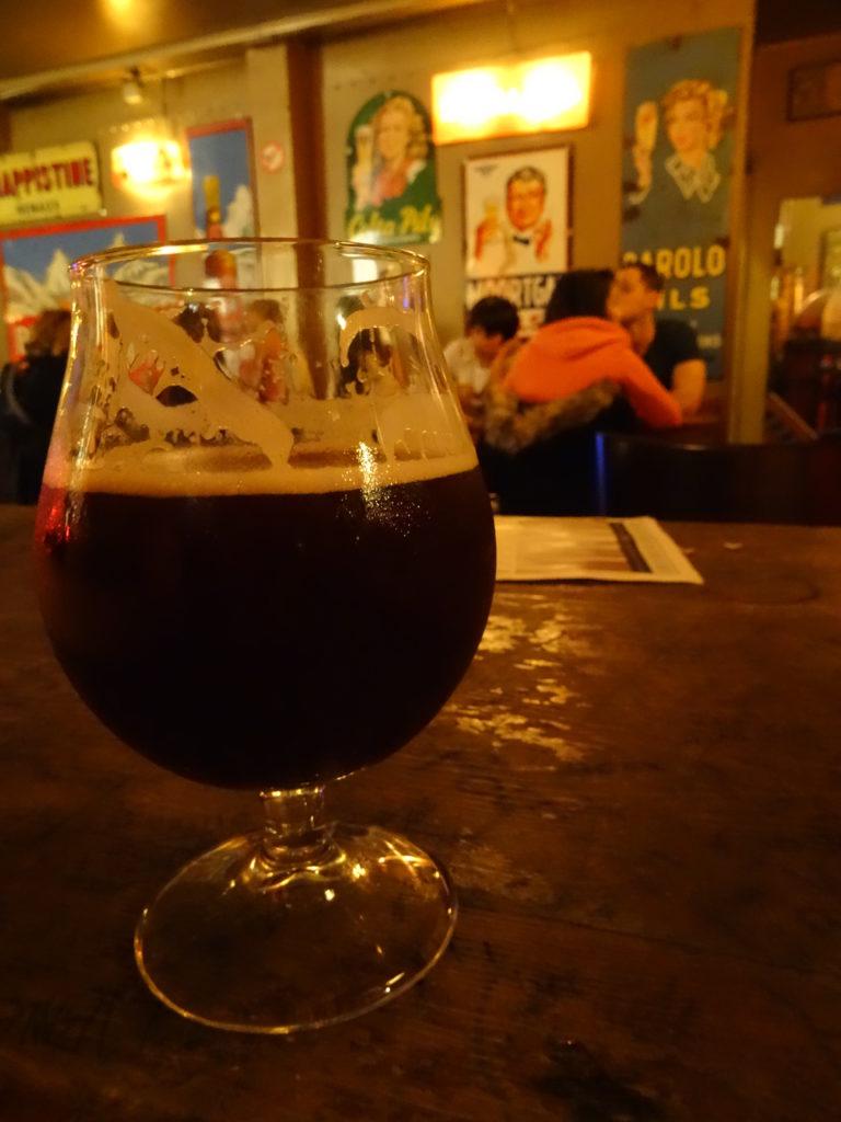 Piwo w Delirium Cafe - belgijskie specjały