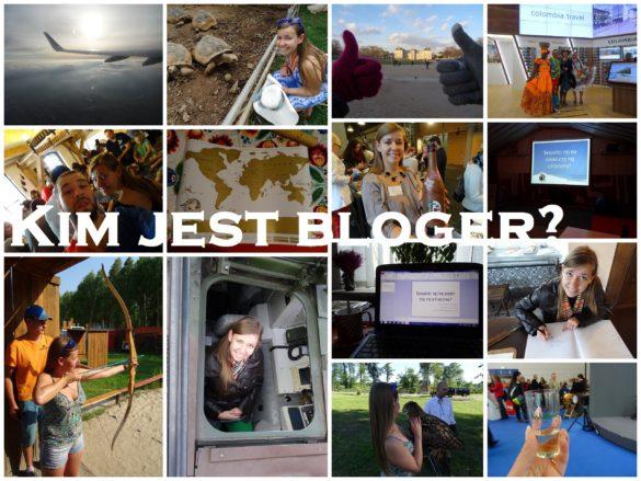 Kim jest bloger?
