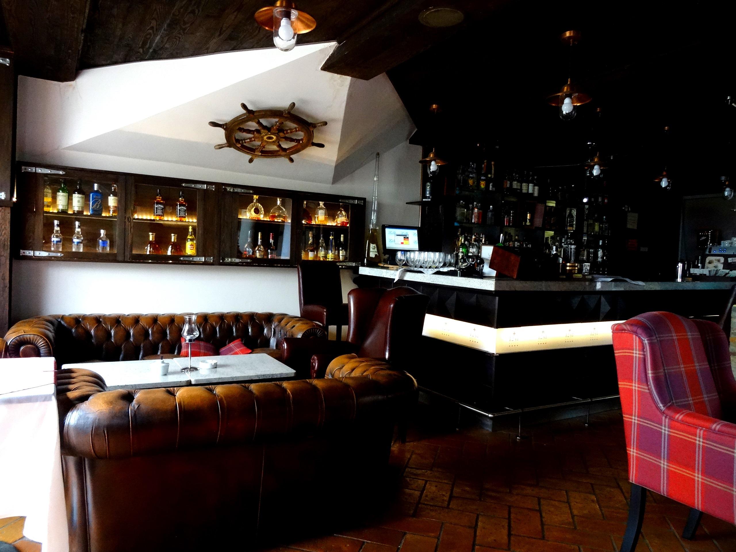 Whiskey Bar - Hotel 1231