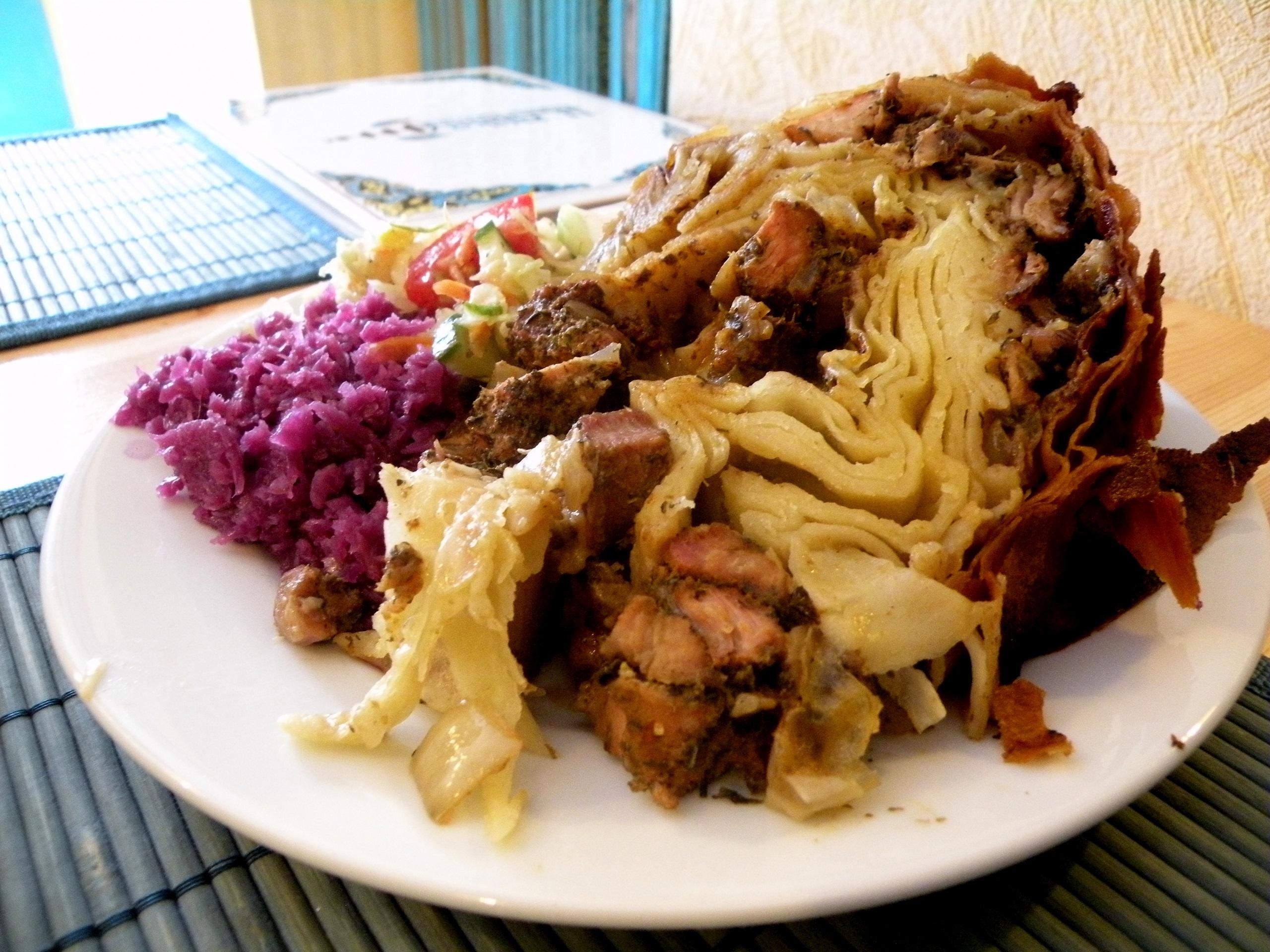 Stulistnik z mięsem - Kuchnia Tatarska u Alika