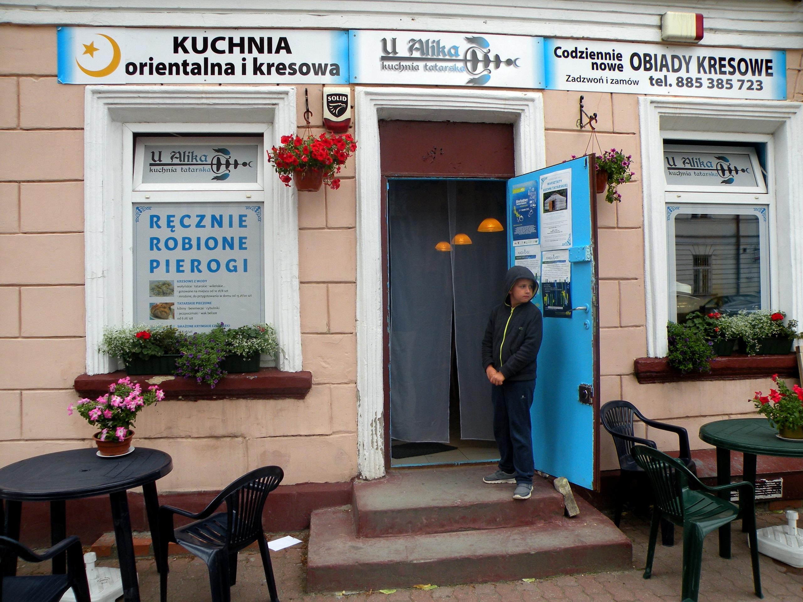 Kuchnia Tatarska u Alika - Suwałki