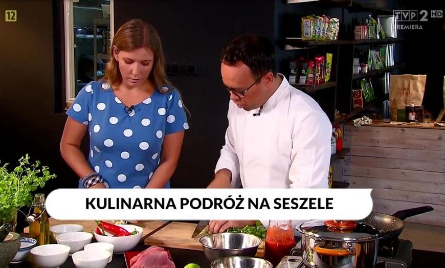Kulinarna podróż na Seszele - Pytanie na Śniadanie Extra