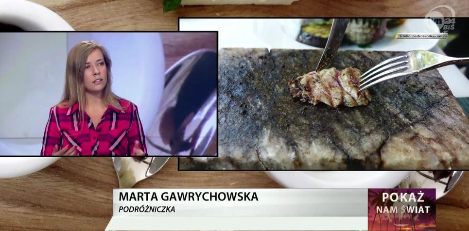 TVN24 BiS - Marta Gawrychowska