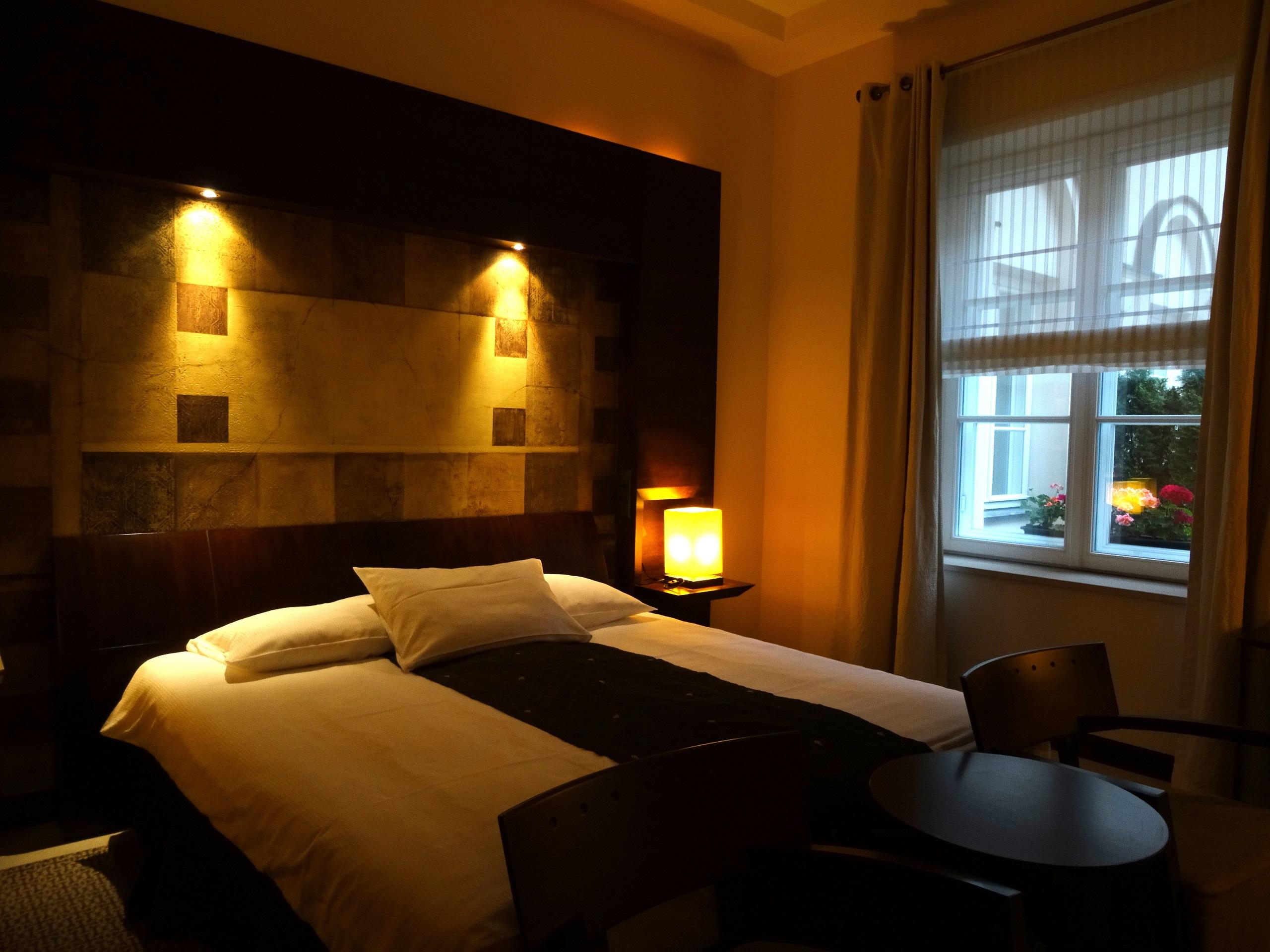 Pokój DeLuxe w Le Regina