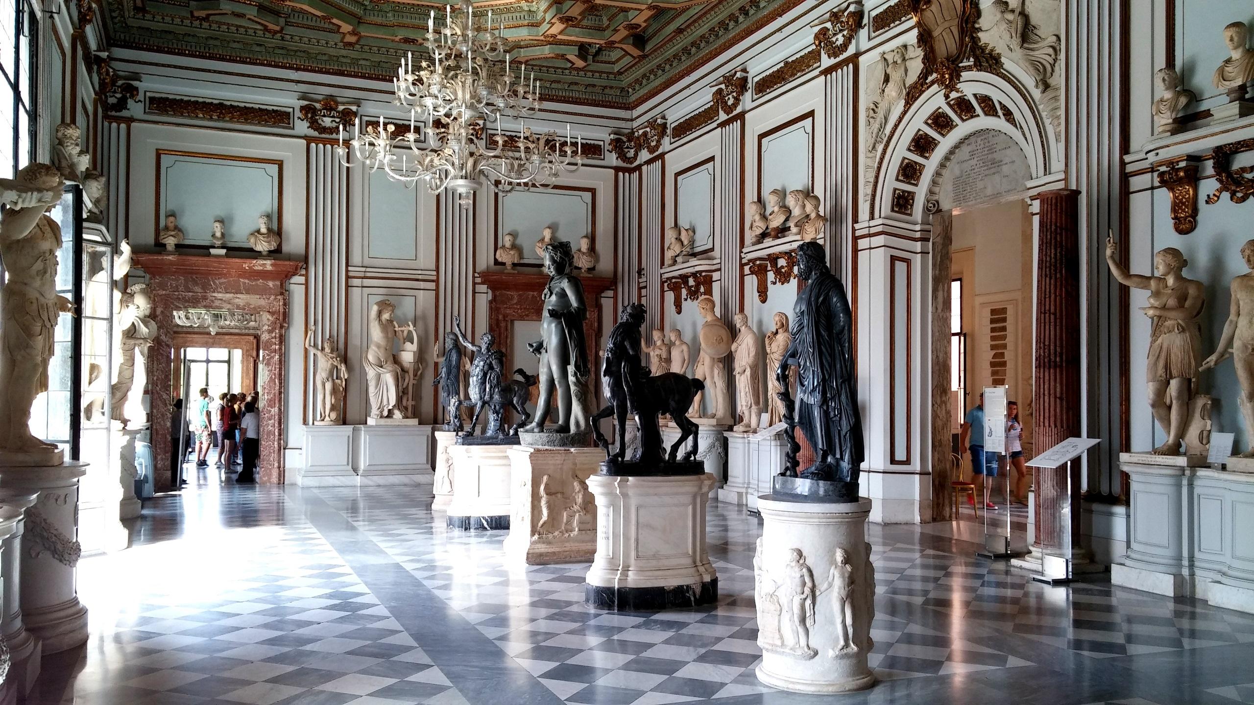 Top 5 turystycznych atrakcji w Rzymie