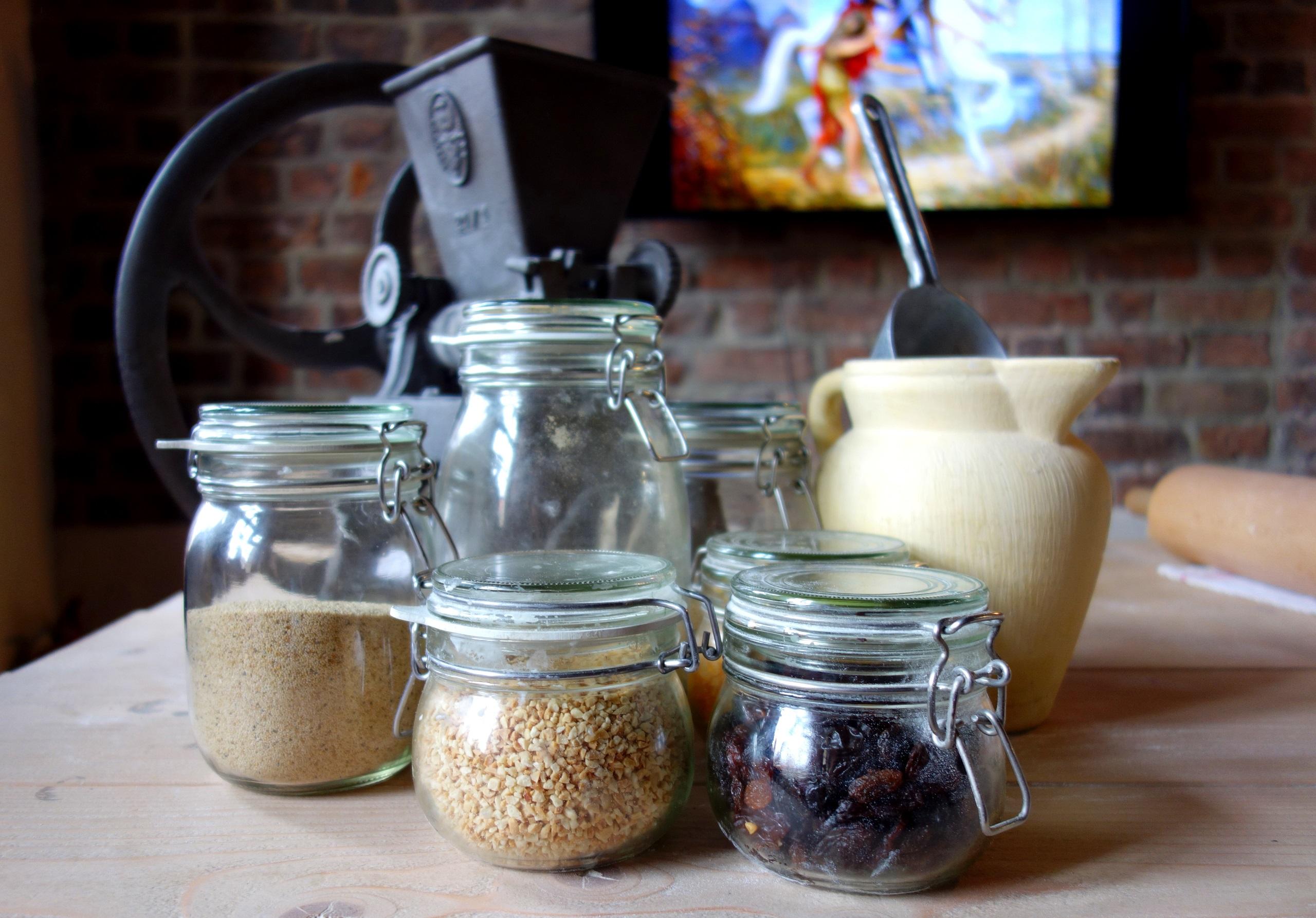 Rogale świętomarcińskie składniki