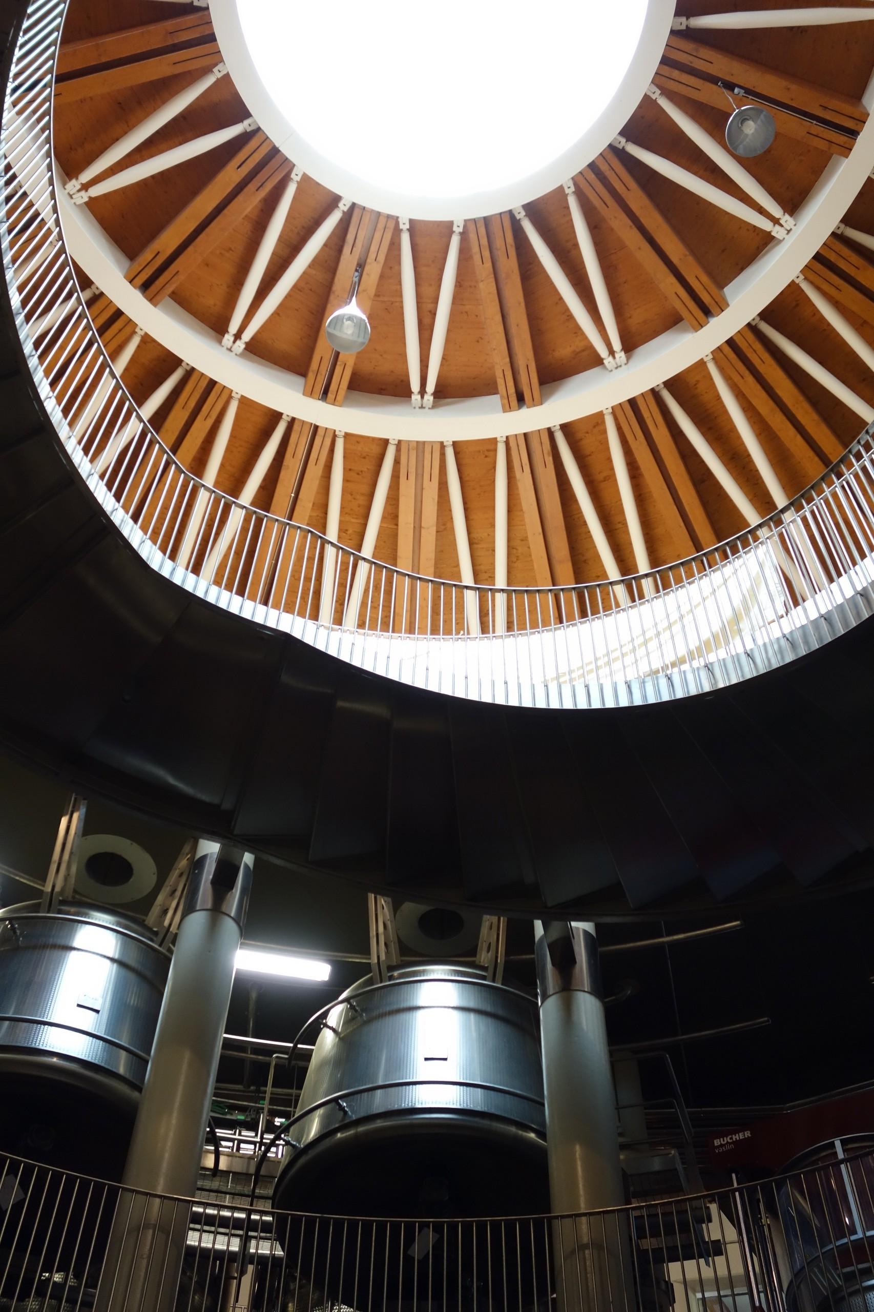 Winiarnia Le Mortelle - perełka architektury