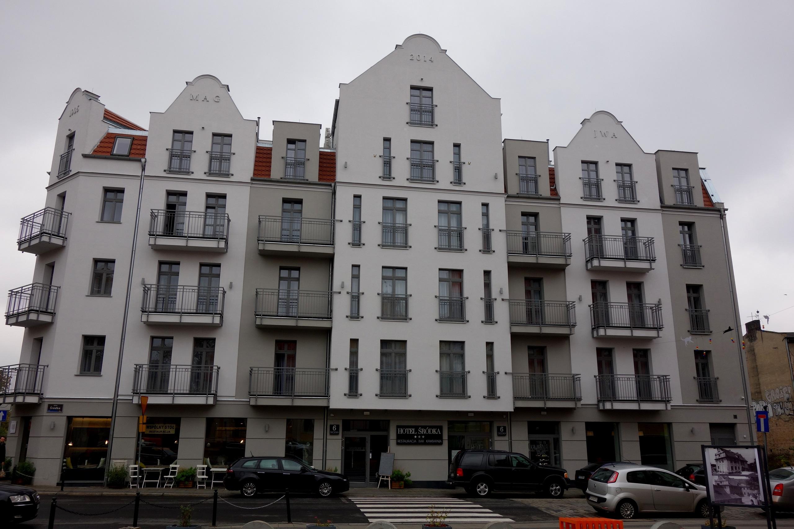 Hotel Śródka