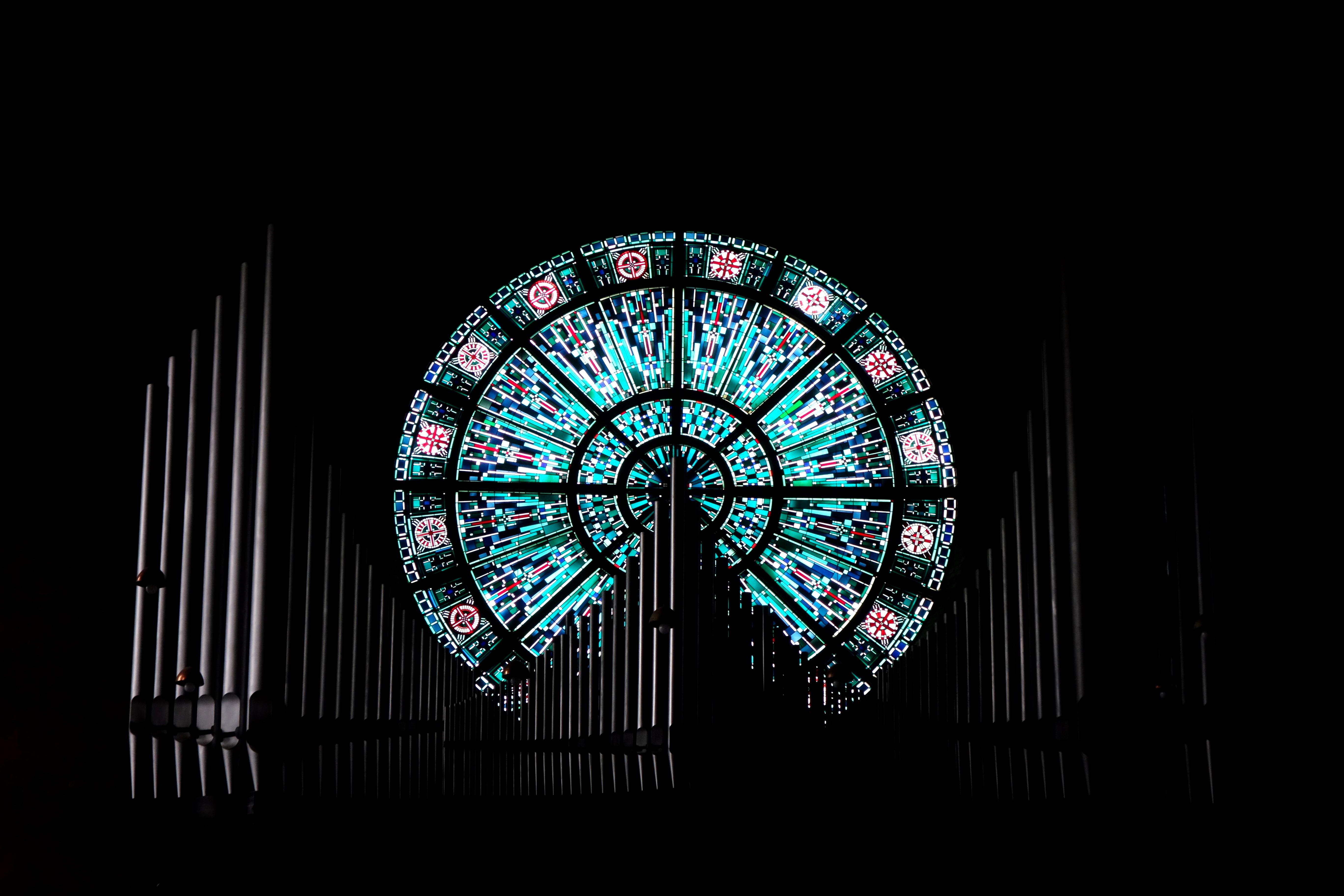 Konkurs Malowane na szkle - Kościół św. Józefa w Zabrzu - przykład zdjęcia