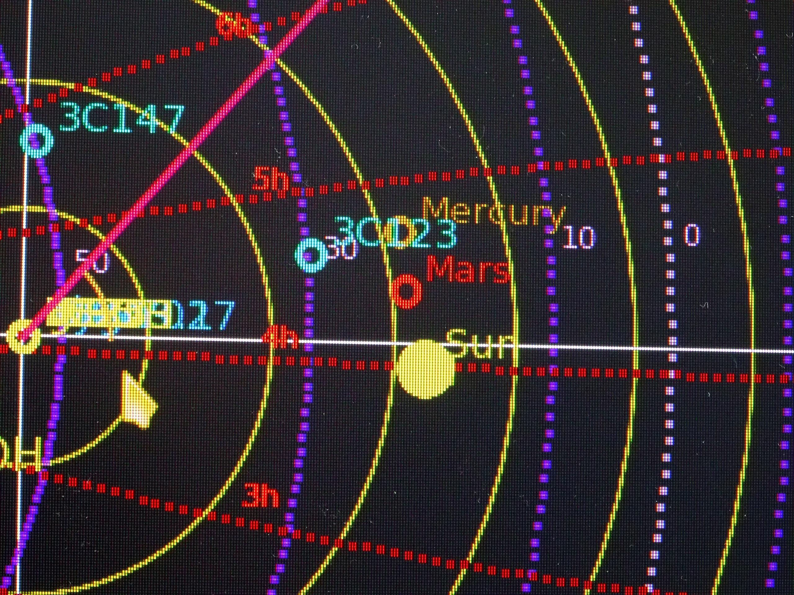 Obserwatorium Astronomiczne UMK - Merkury i Mars