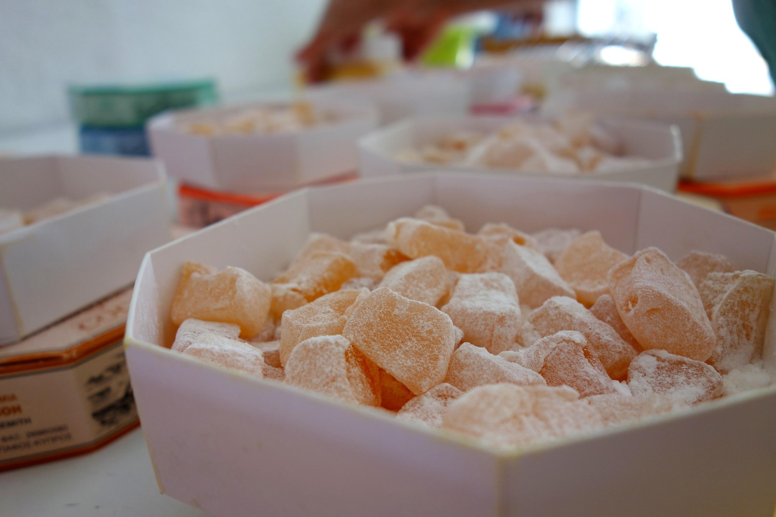 Lukumi - kuchnia cypryjska