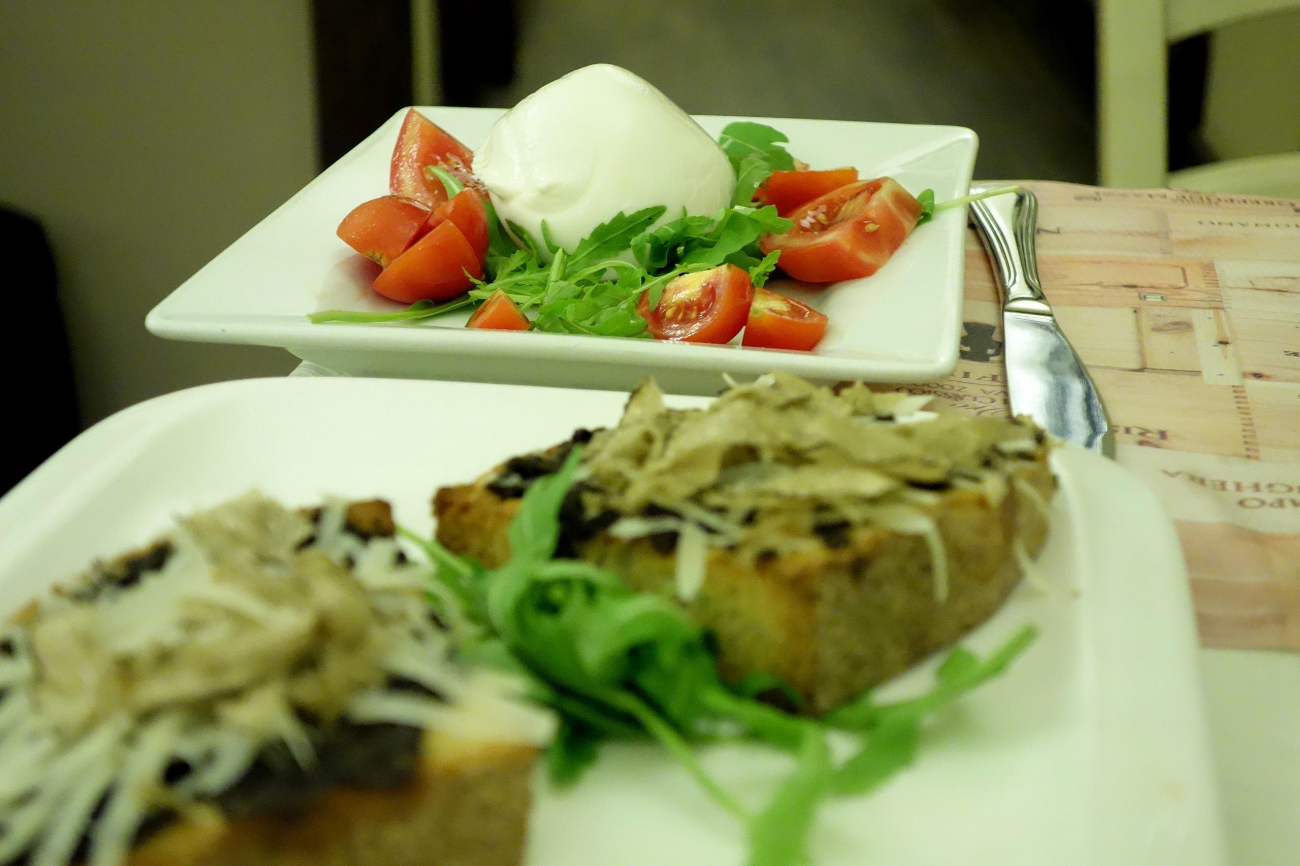 Osteria Barberini - Mozzarella di Bufala