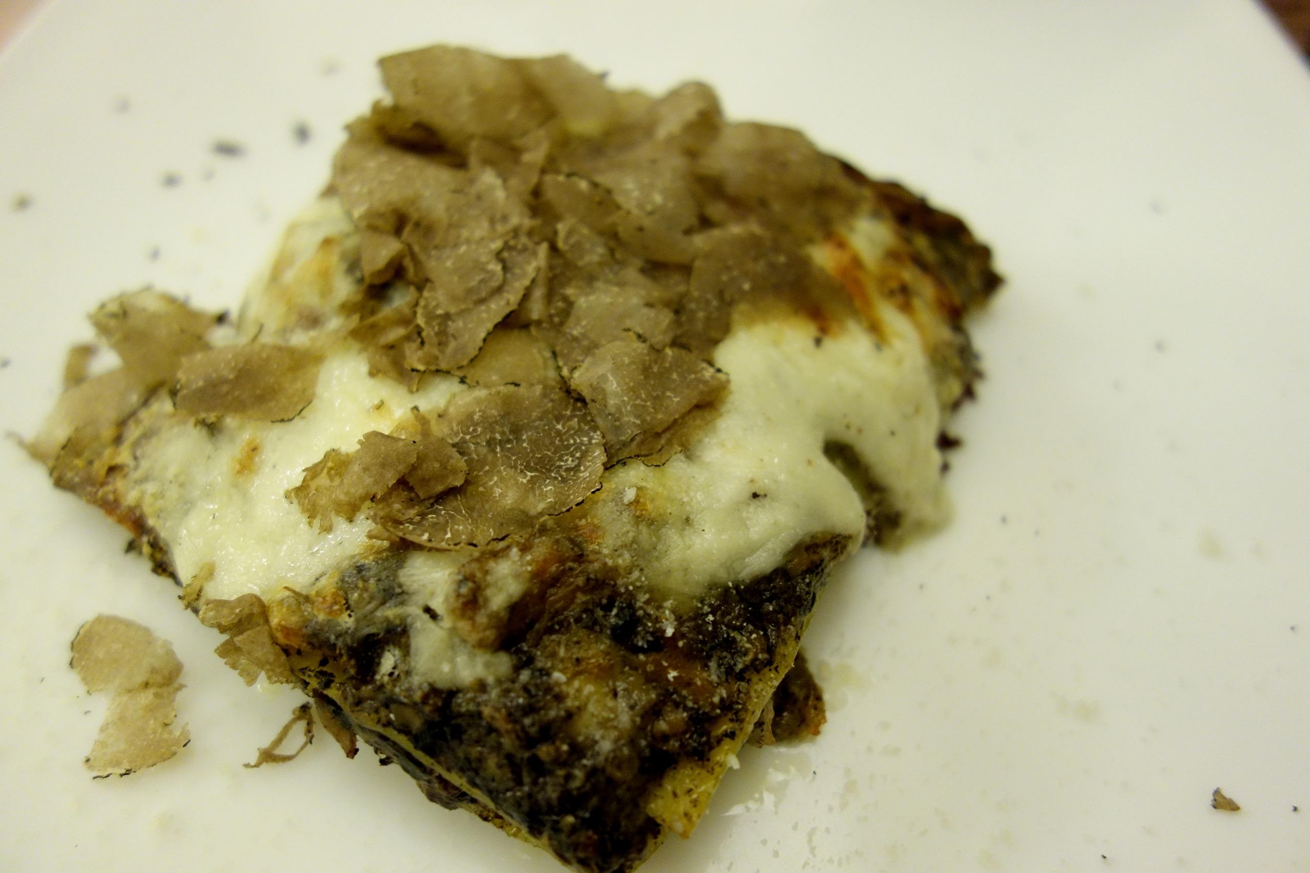Lasagne z truflami - Osteria Barberini