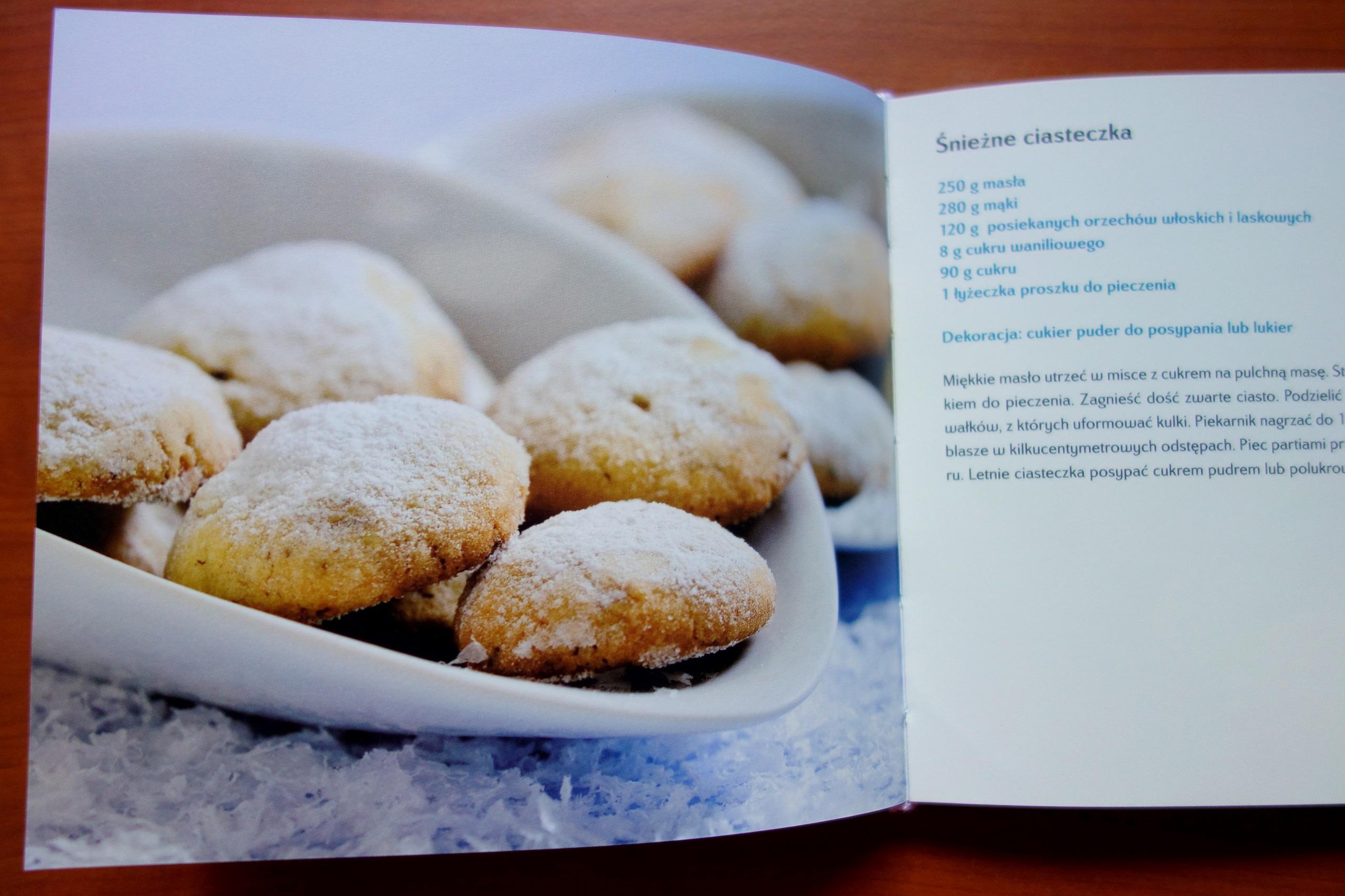 Ciasteczka cieszyńskie - śnieżne ciasteczka - dania śląskie, których nie znaliście