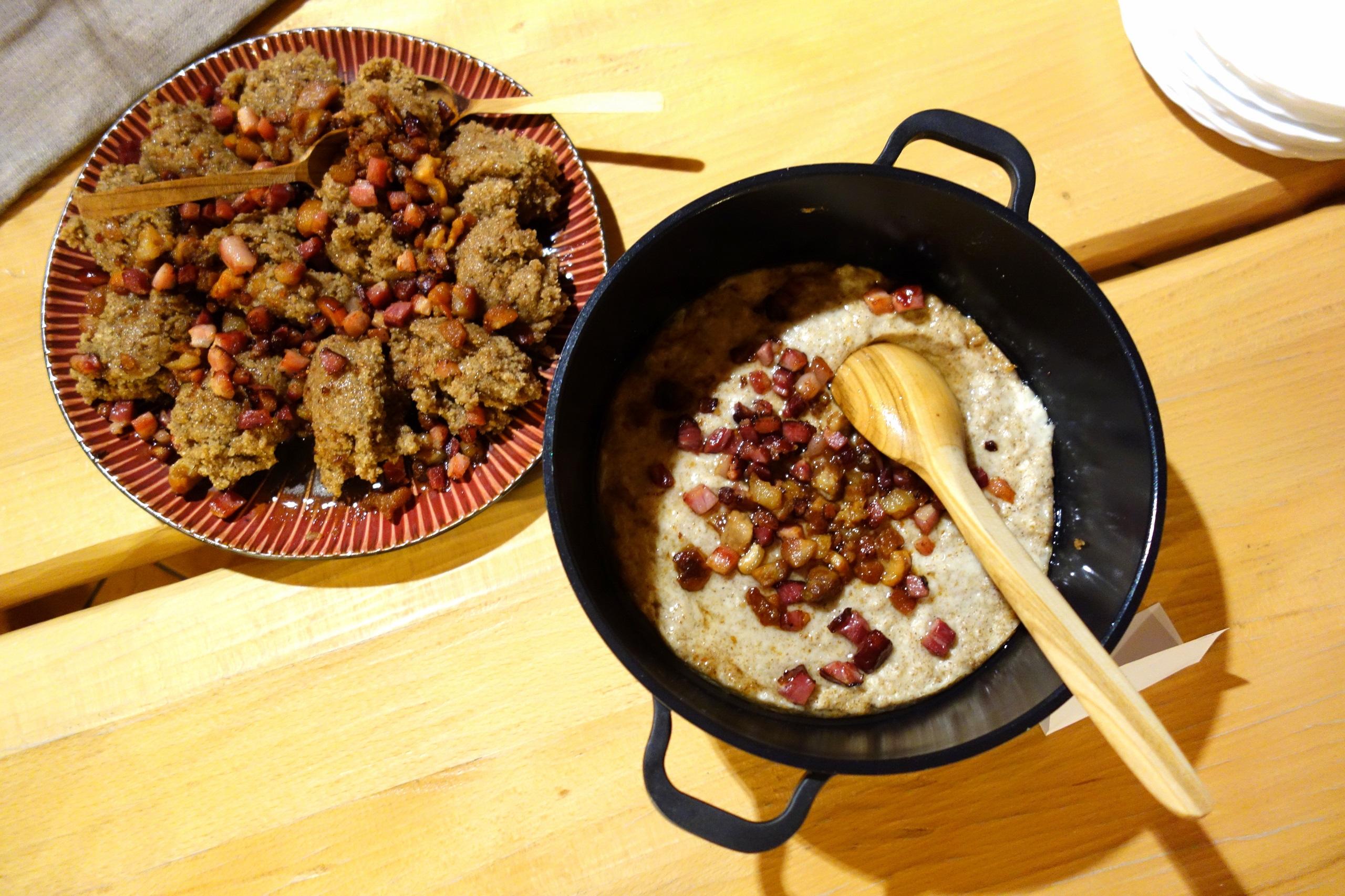 Prażucha ze spyrkami - dania śląskie, których nie znaliście