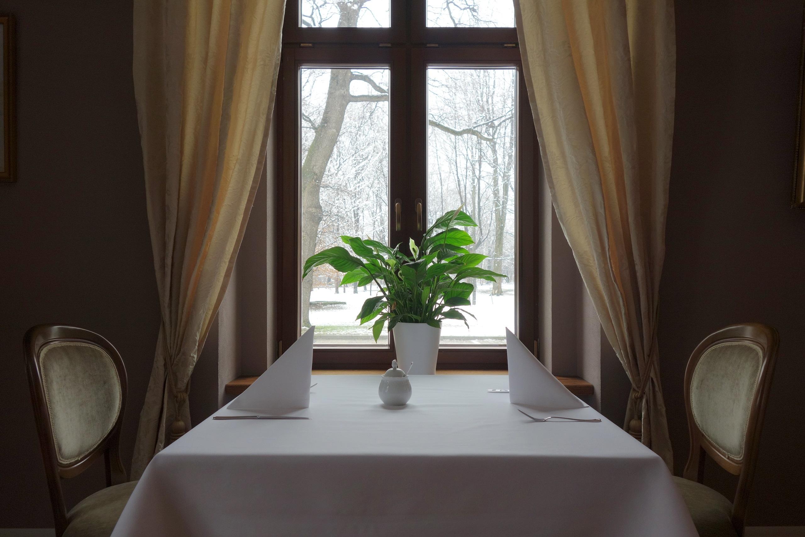 Pałac Polanka - restauracja Polanka