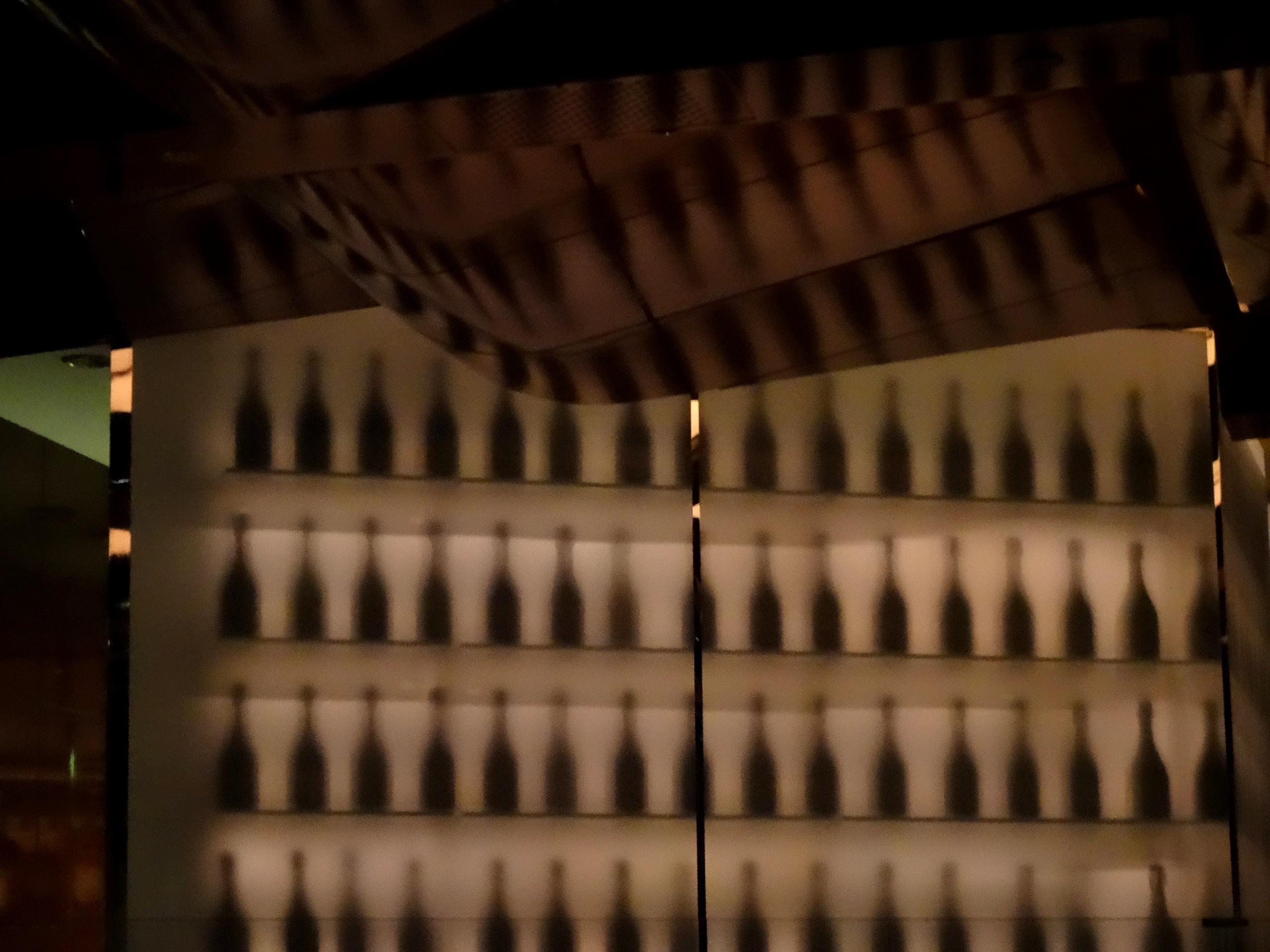 Restauracja At.Mosphere w Dubaju - alkohol zasłonięty w czasie ramadanu