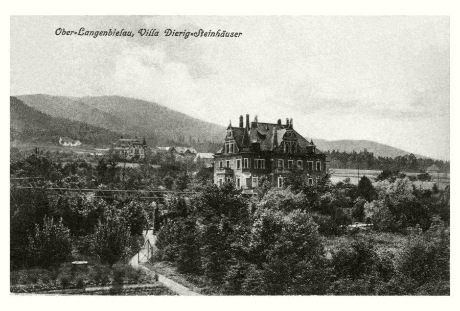 Hotel Dębowy - willa Dieriga