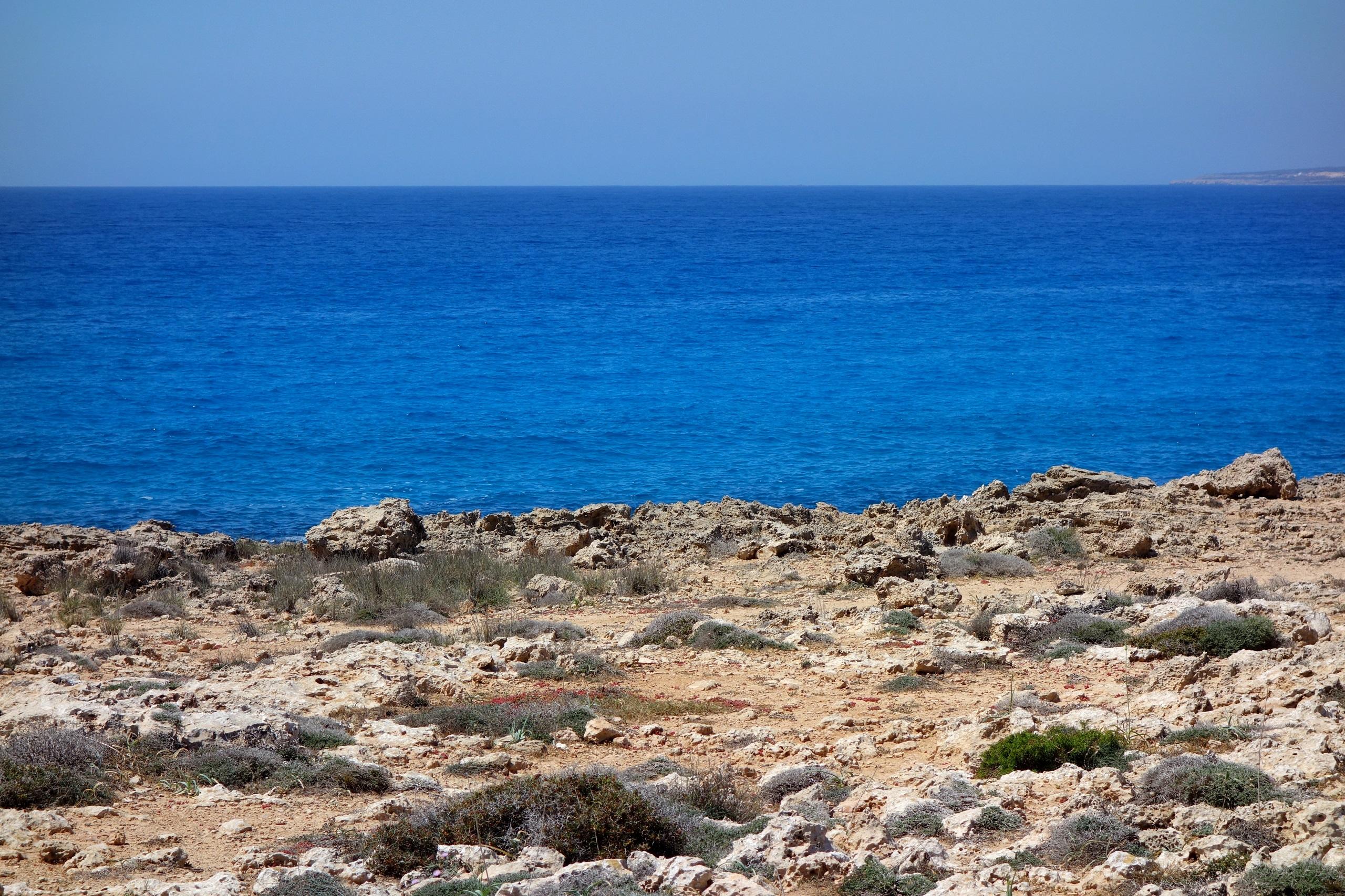 Ayia Napa, Cypr - wspaniałe plaże