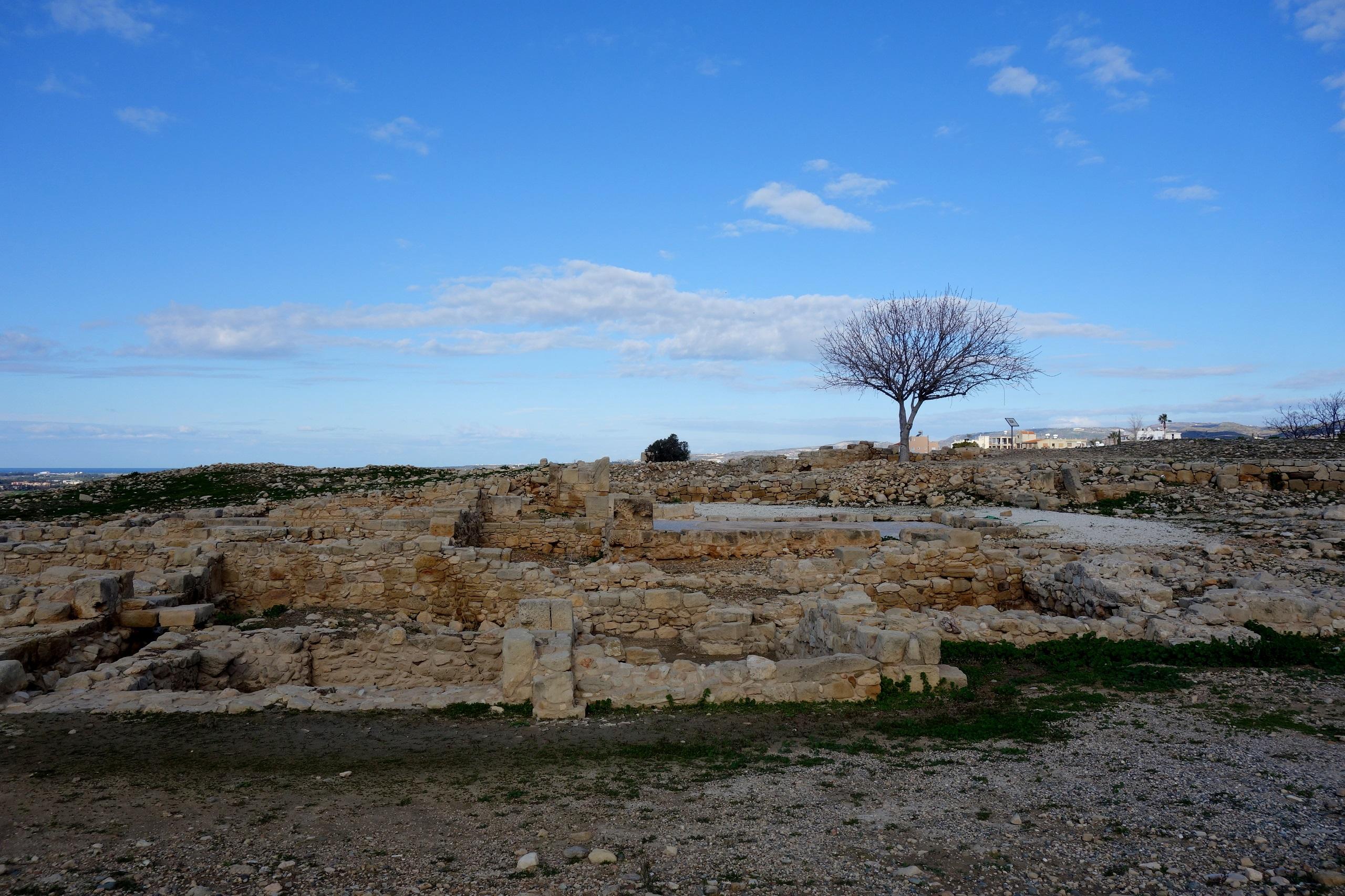 Świątynia Afrodyty, Cypr