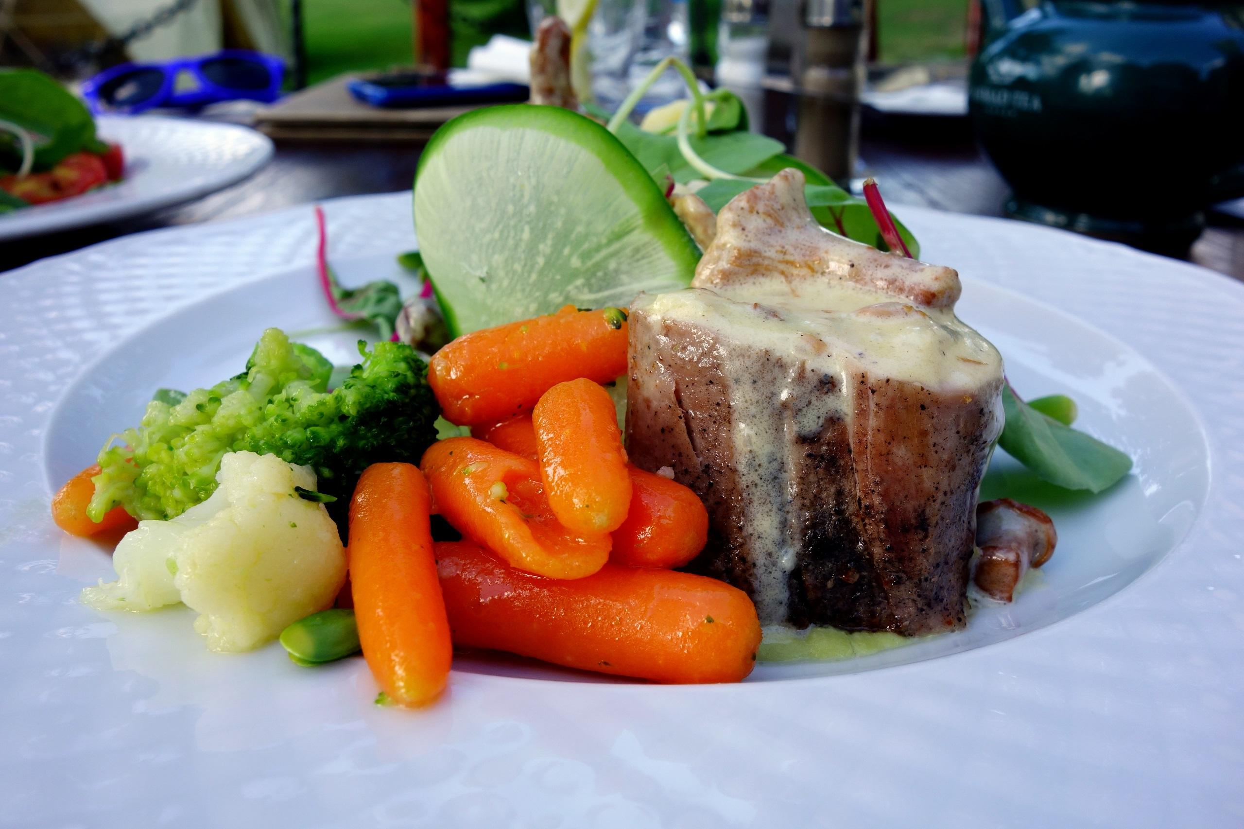 Przykładowe danie z Olandii