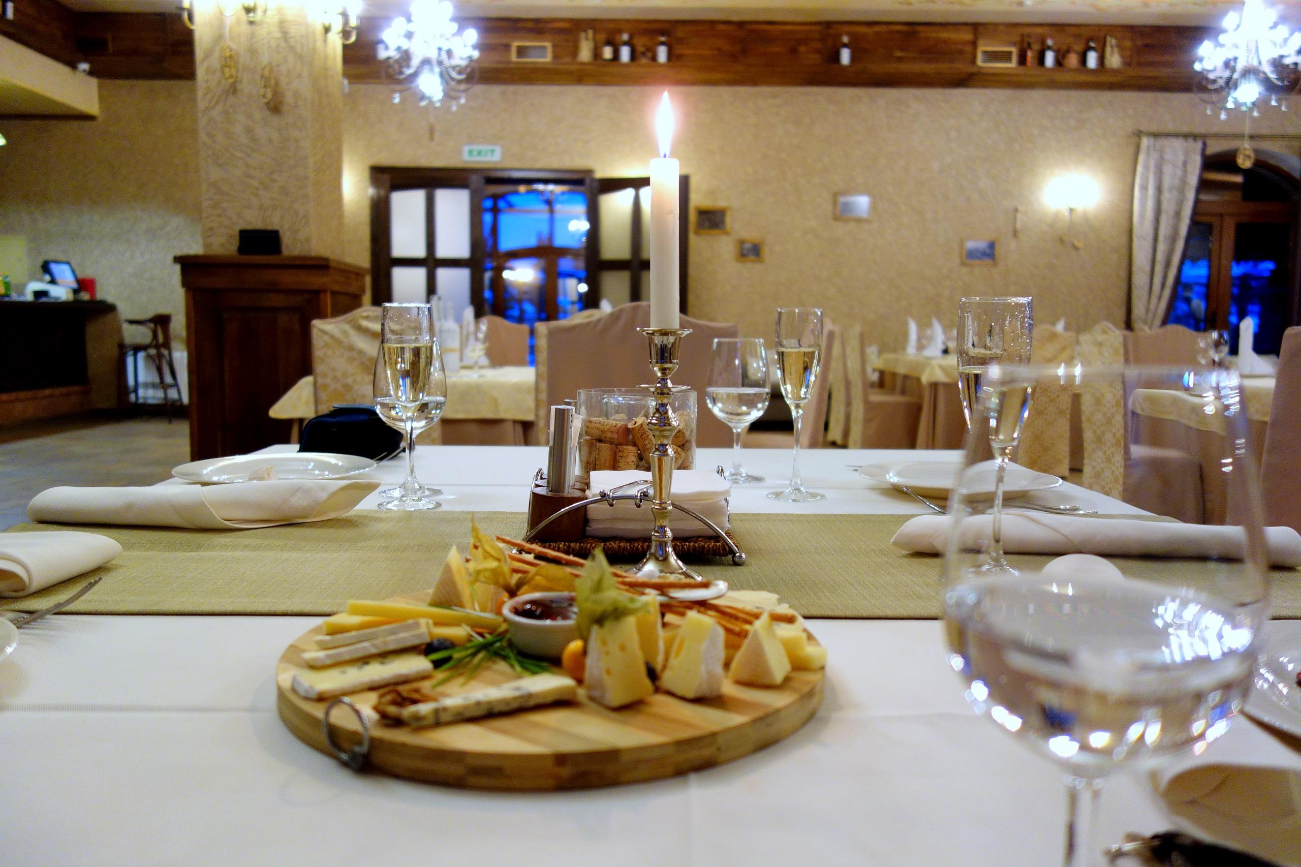 Chateau Vartely - restauracja