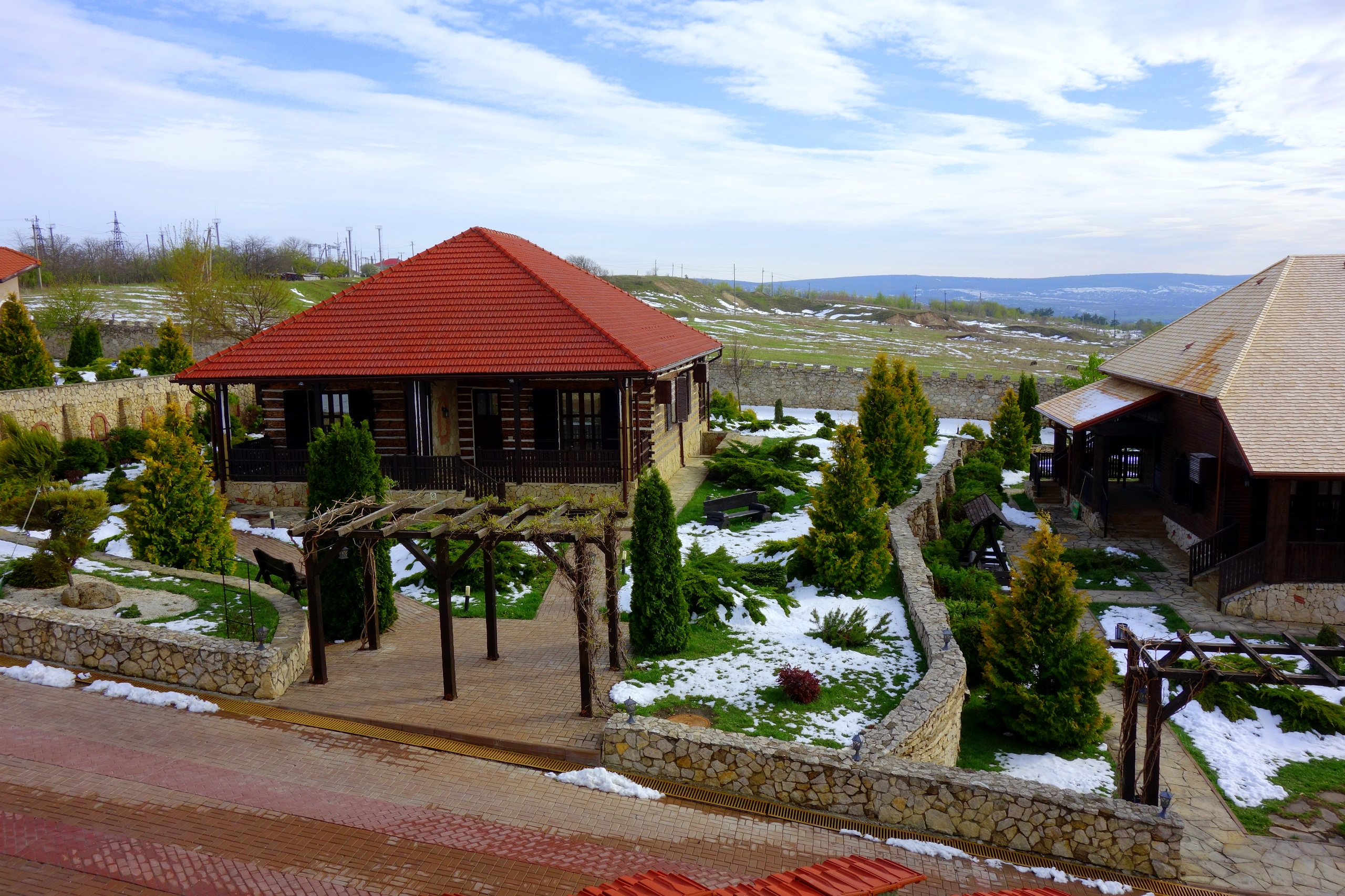 Chateau Vartely - kompleks winiarski i turystyczny