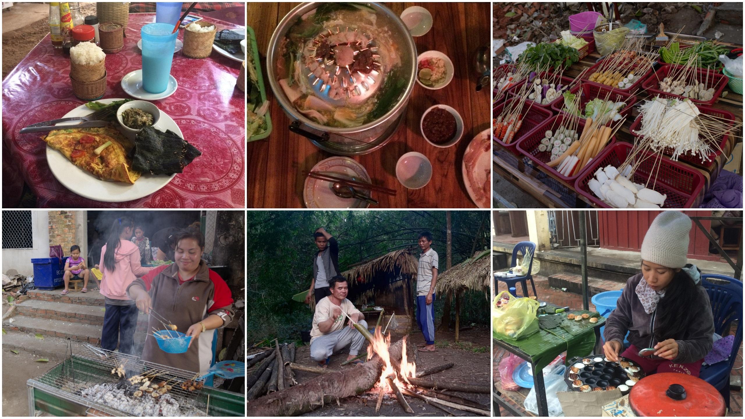 Kuchnia Laosu - kuchnie świata. Autorka: Maria Magdalena Krychowska
