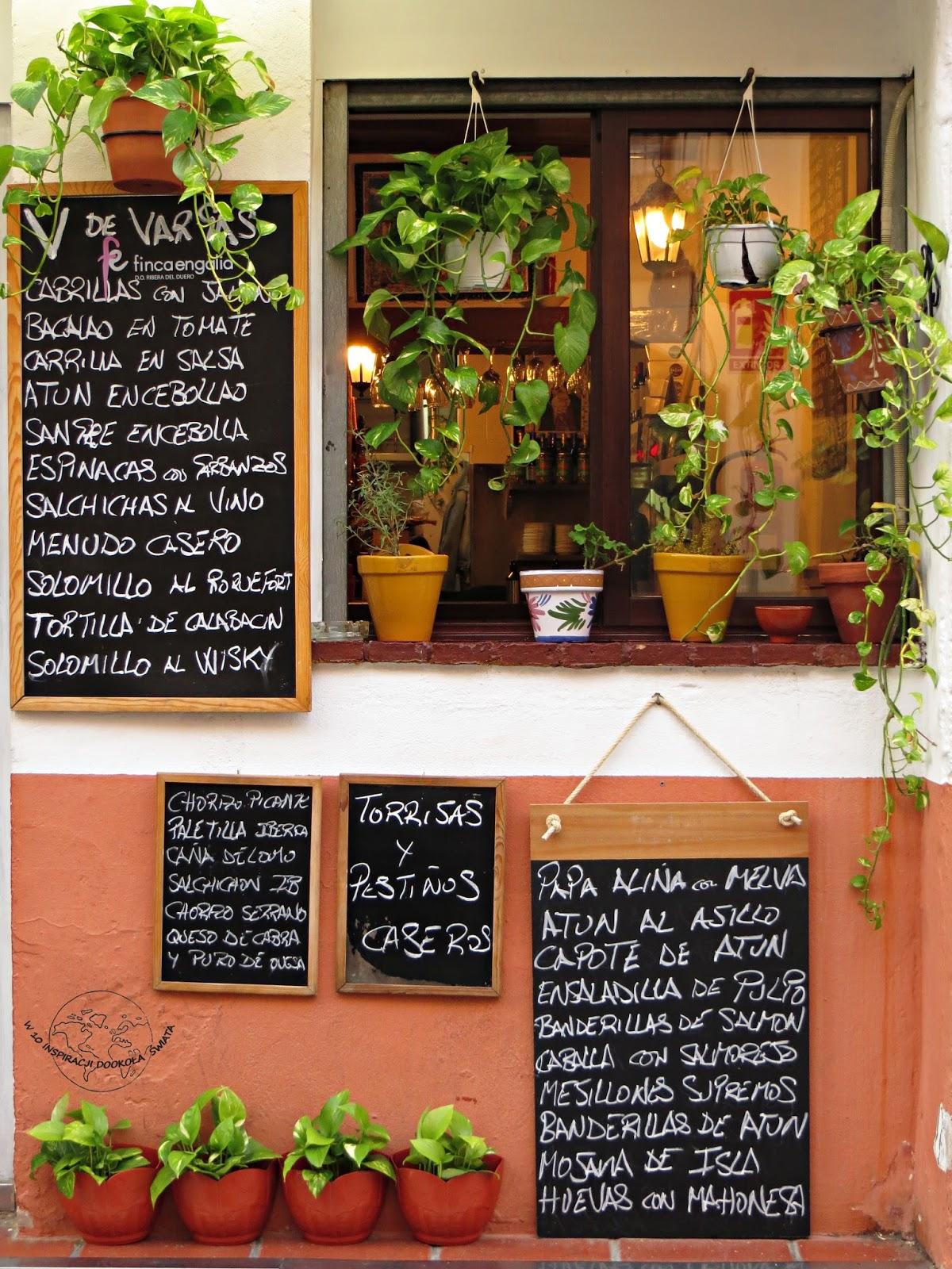 Hiszpania - Andaluzja - kuchnie świata. Autorka: Magda Delkowska