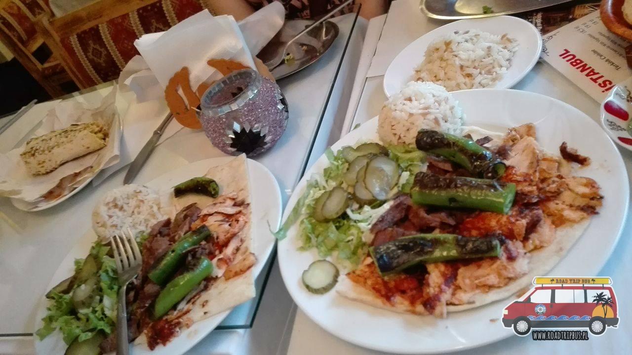 Turcja - kebab - kuchnie świata. Autor zdjęcia: Wojtek Grabowski