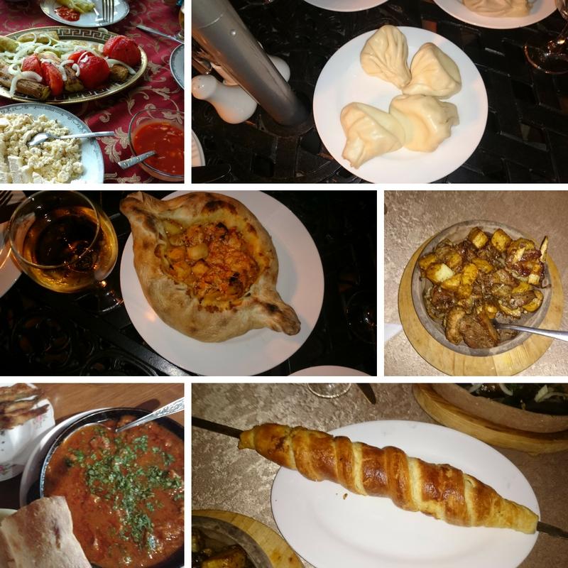 Kuchnia gruzińska - kuchnie świata. Autorka zdjęcia: Iwona Gogulska