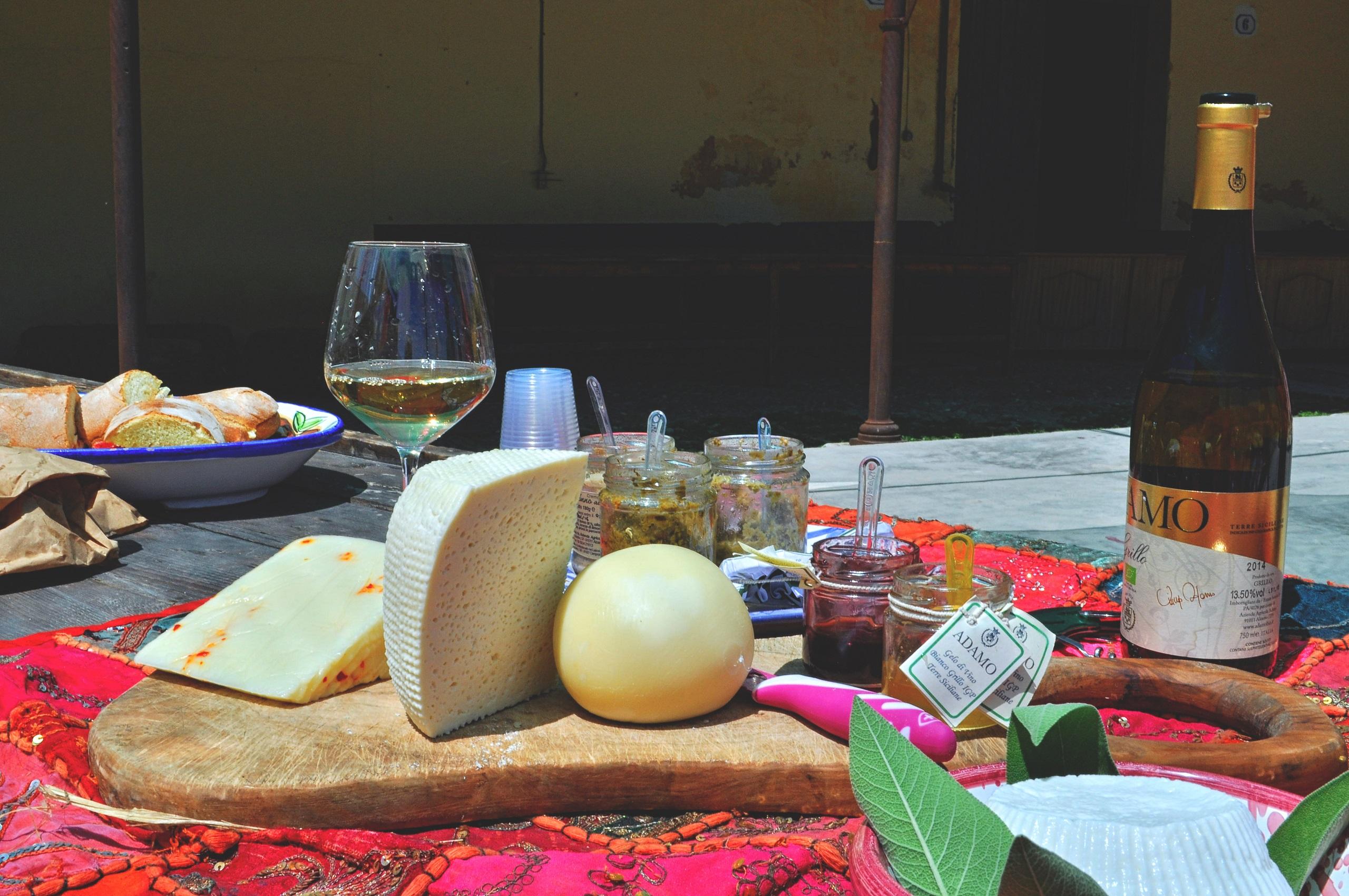 Kuchnia sycylijska - kuchnie świata. Autorzy zdjęcia: Ania i Michał z Petrykivka